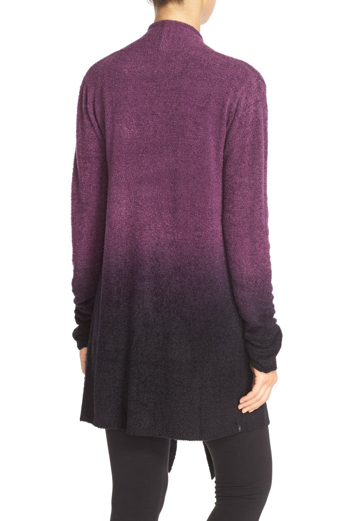 Alternate Image 2  - Barefoot Dreams® CozyChic Lite® Calypso Wrap Cardigan (Nordstrom Exclusive)