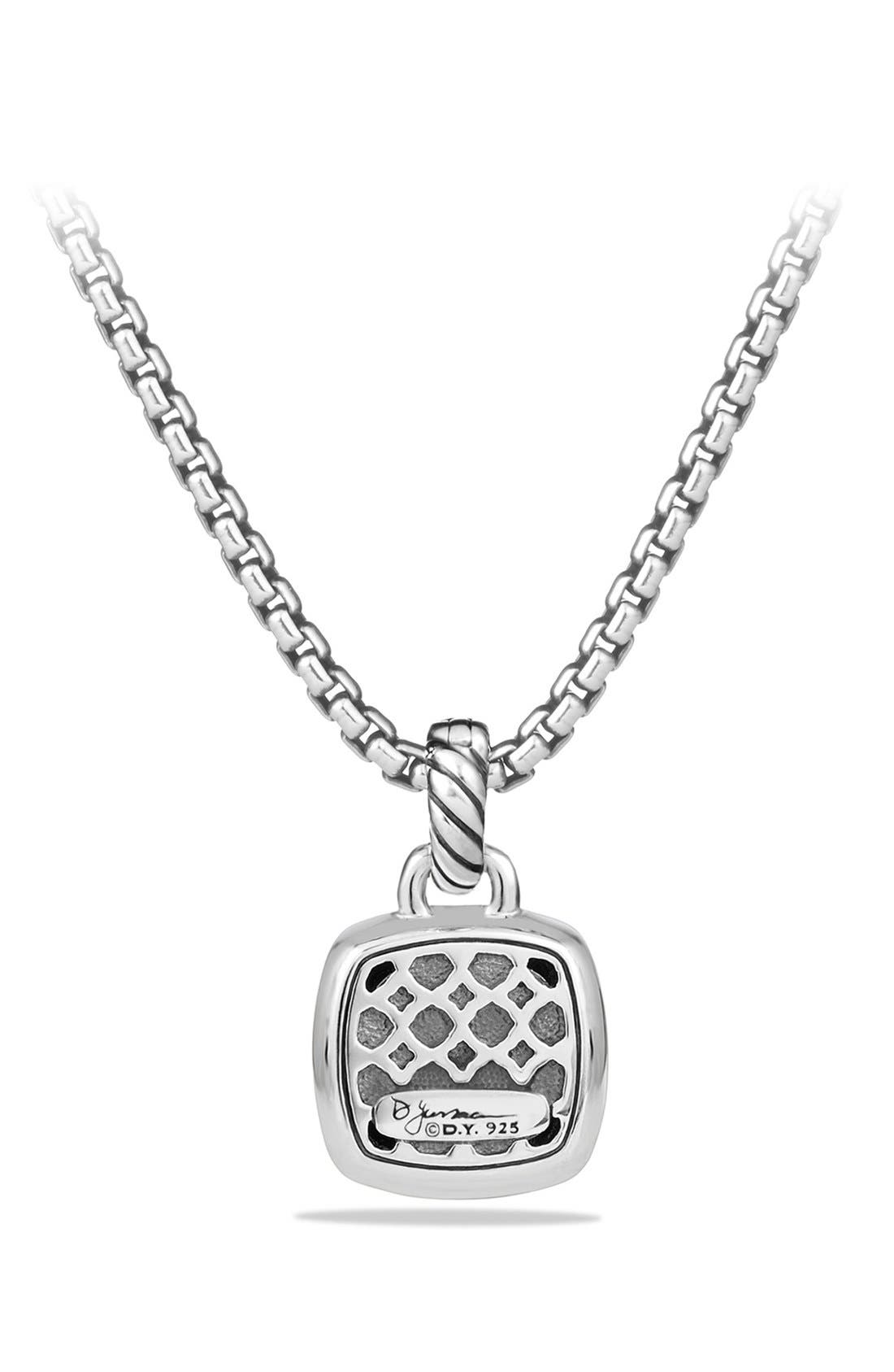 Alternate Image 3  - David Yurman 'Albion' Pendant and Diamonds