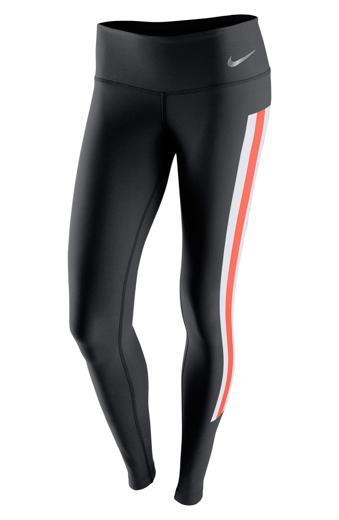 Alternate Image 1 Selected - Nike 'Champ Drive Legend - Oregon State University' Logo Dri-FIT Tights