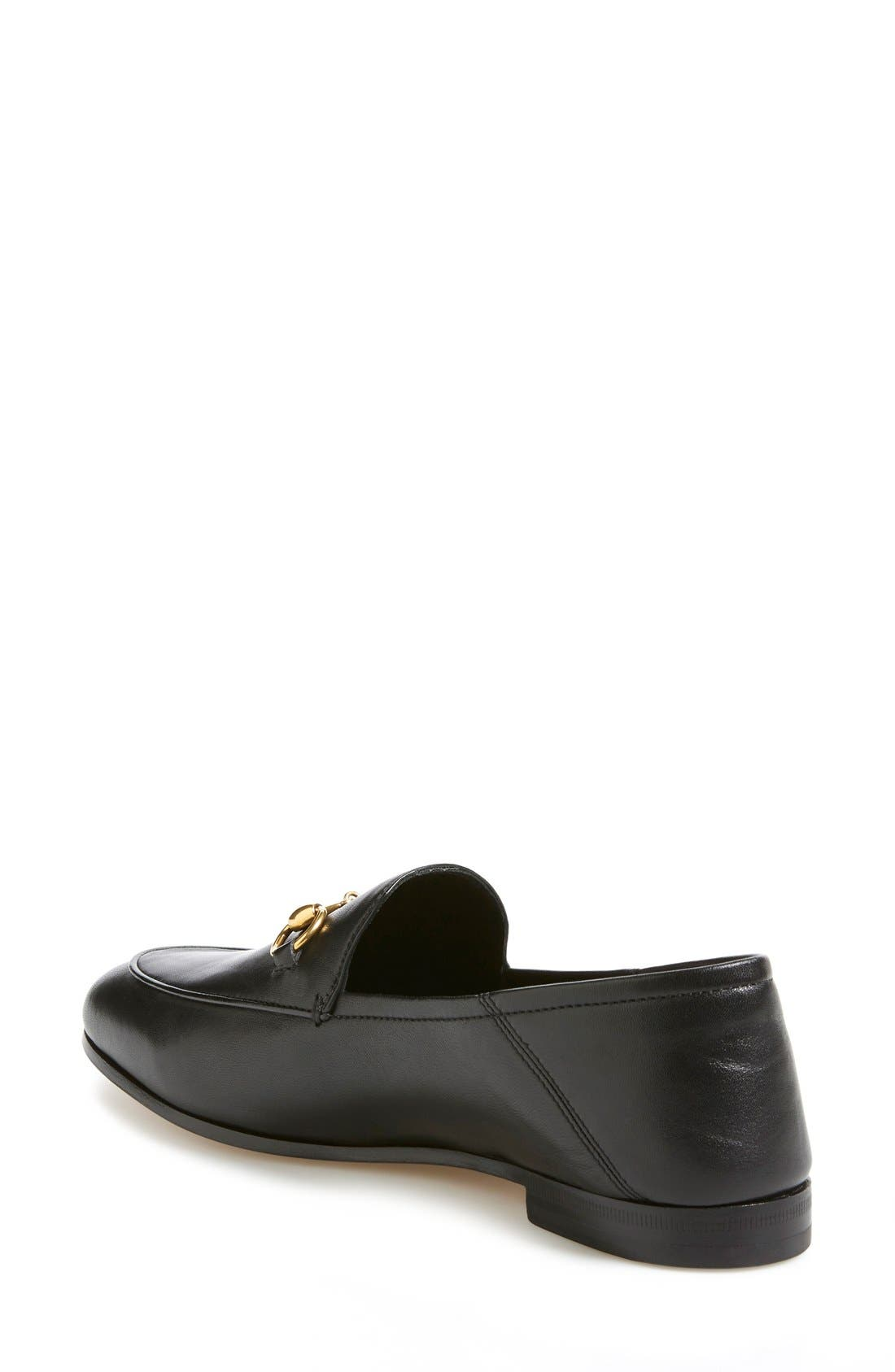 Alternate Image 2  - Gucci Brixton Convertible Loafer (Women)
