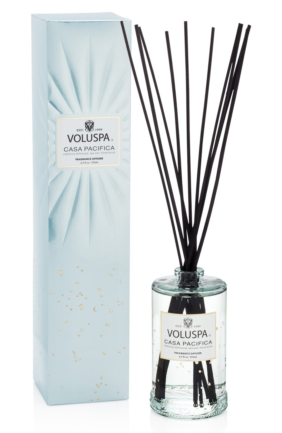 Vermeil Casa Pacifica Fragrant Oil Diffuser,                         Main,                         color, No Color
