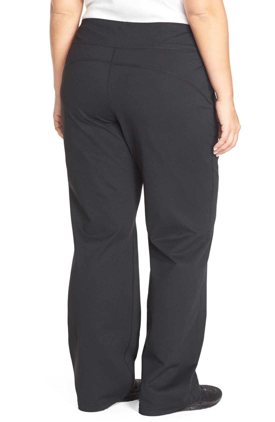 Alternate Image 2  - Zella 'Soul 3' Pants (Plus Size)