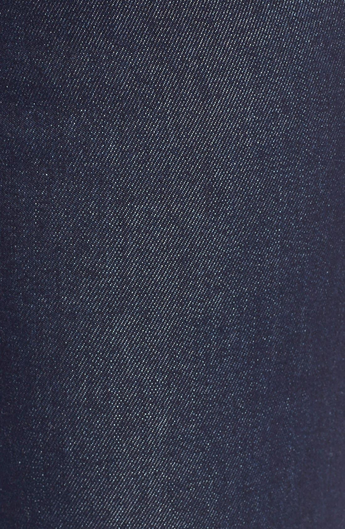 Alternate Image 5  - Citizens of Humanity 'Sculpt - Rocket' High Rise Skinny Jeans (Clean Blue)