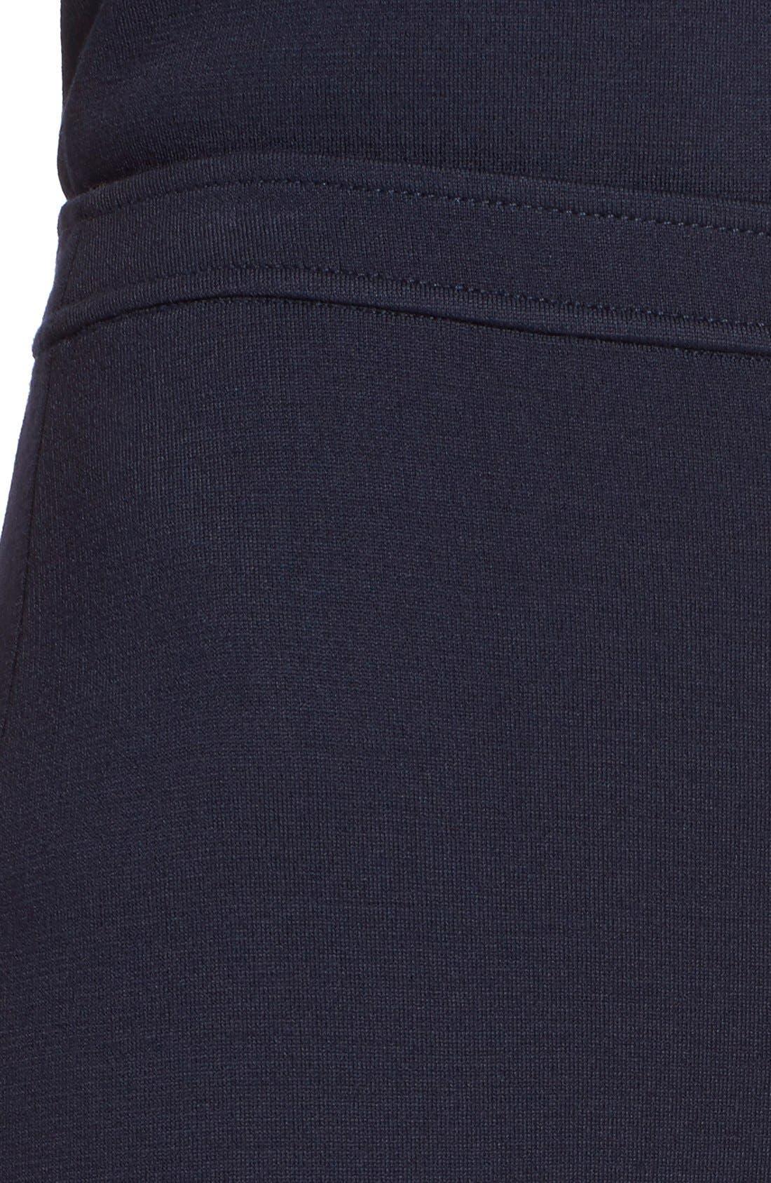 Alternate Image 5  - St. John Collection 'Alexa' Stretch Milano Knit Ankle Pants