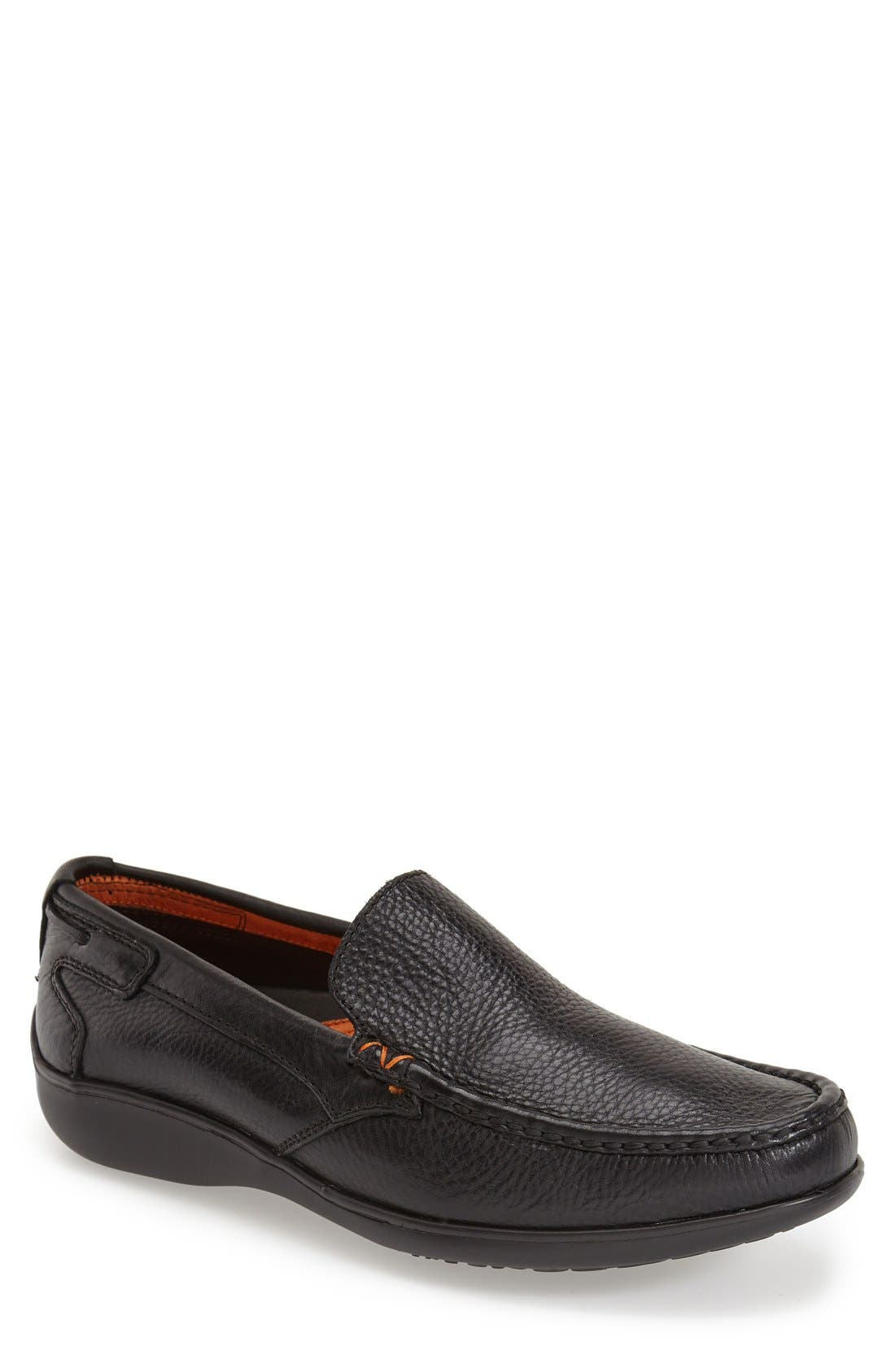 'Sterling' Loafer,                             Main thumbnail 1, color,                             Black