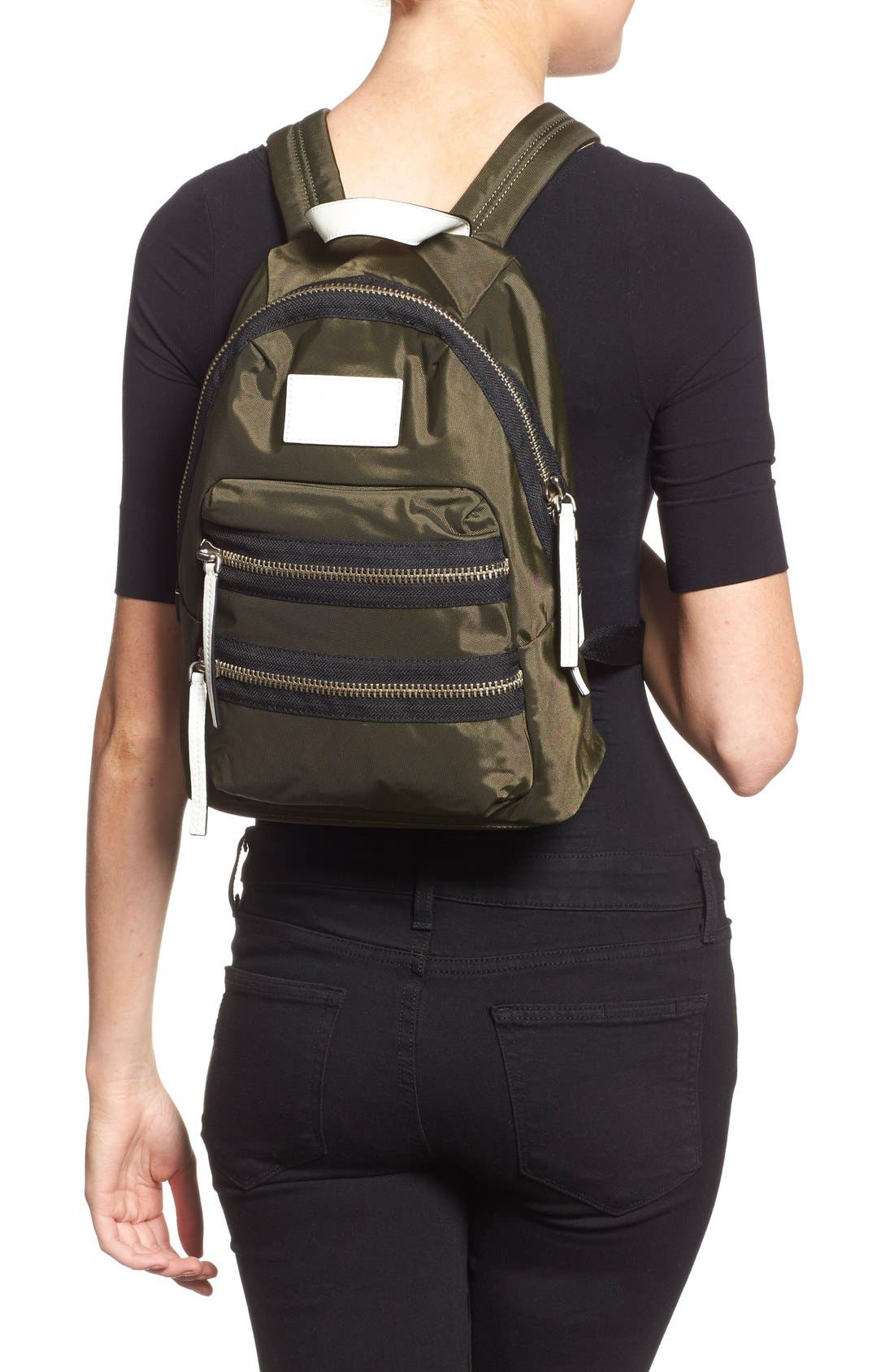 Alternate Image 2  - MARC BY MARC JACOBS 'Mini Domo Arigato Packrat' Backpack