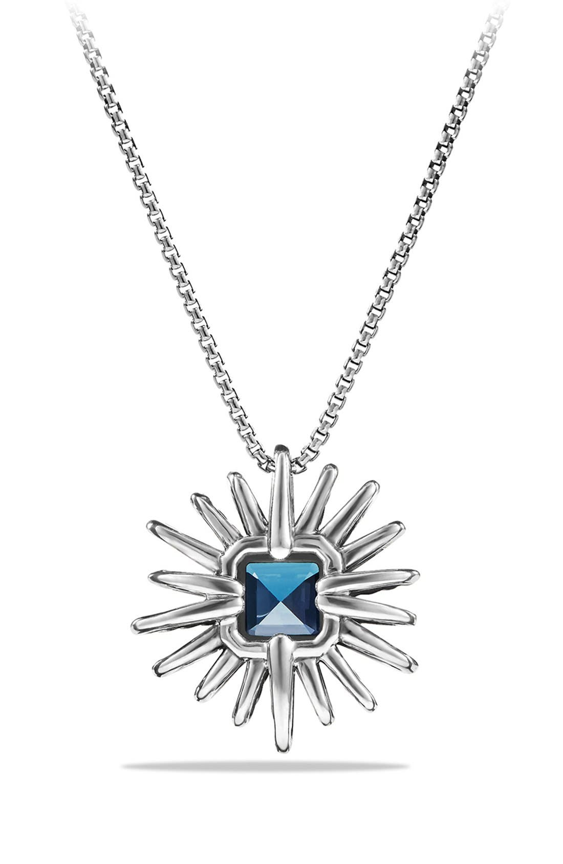 Alternate Image 3  - David Yurman 'Starburst' Pendant Necklace