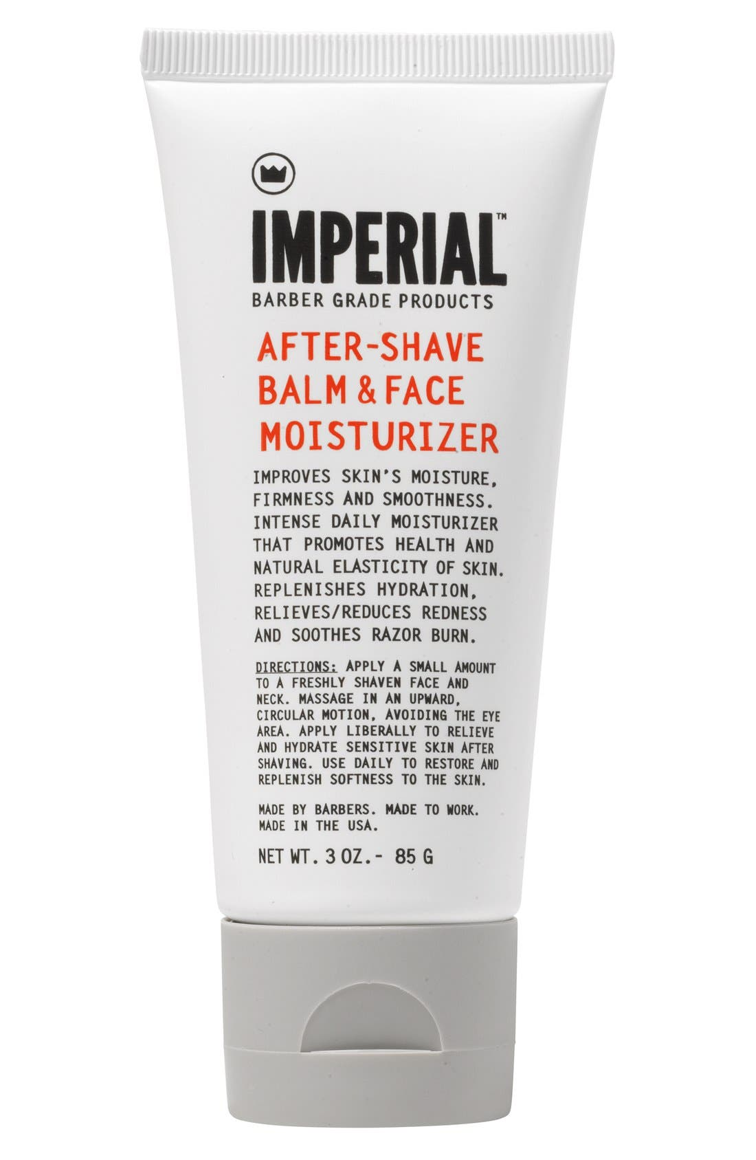 Imperial Barber Grade Products™ After-Shave Balm & Face Moisturizer