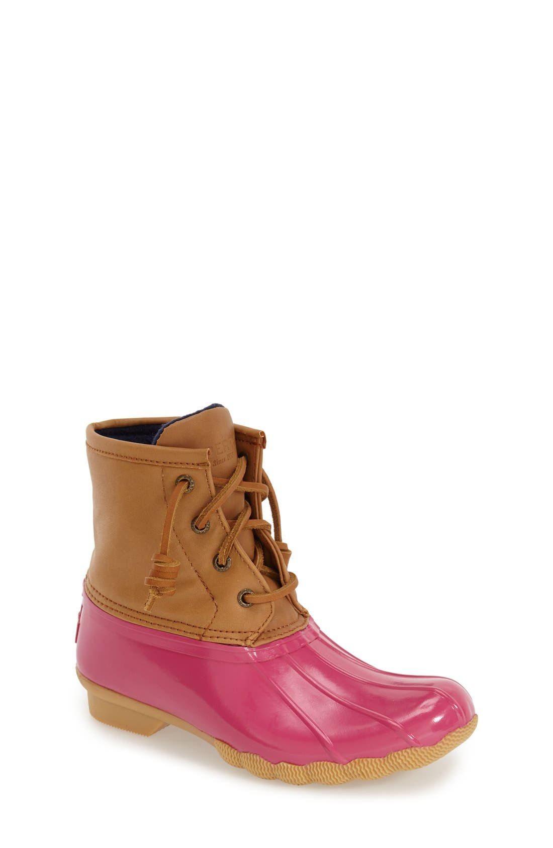Sperry Kids Saltwater Duck Boot (Walker, Toddler, Little Kid & Big Kid)