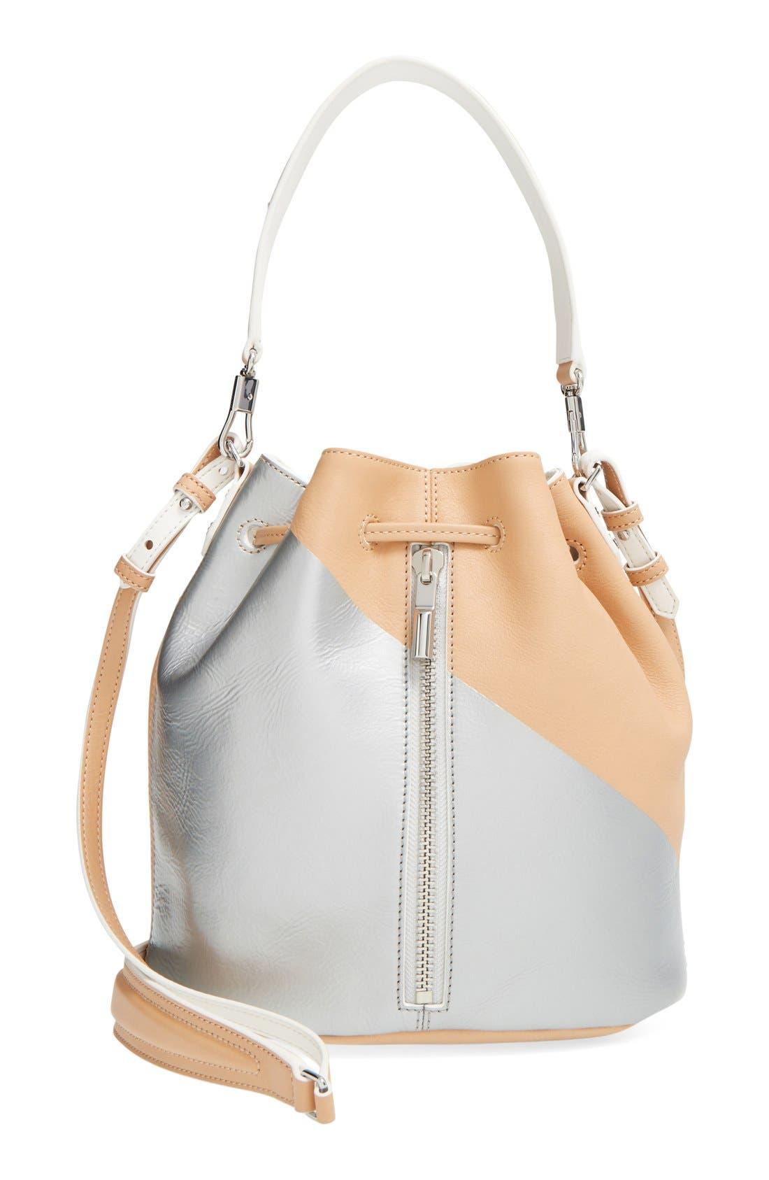 Main Image - Elizabeth and James 'Mini Cynnie' Bucket Bag