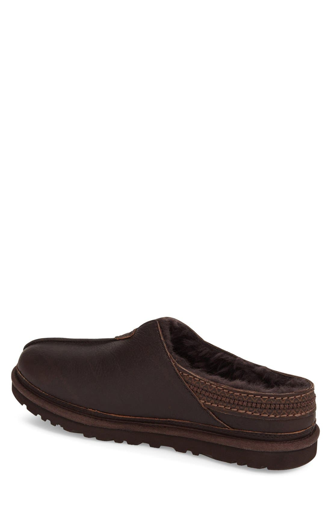 Alternate Image 2  - UGG® Neuman Slipper (Men)