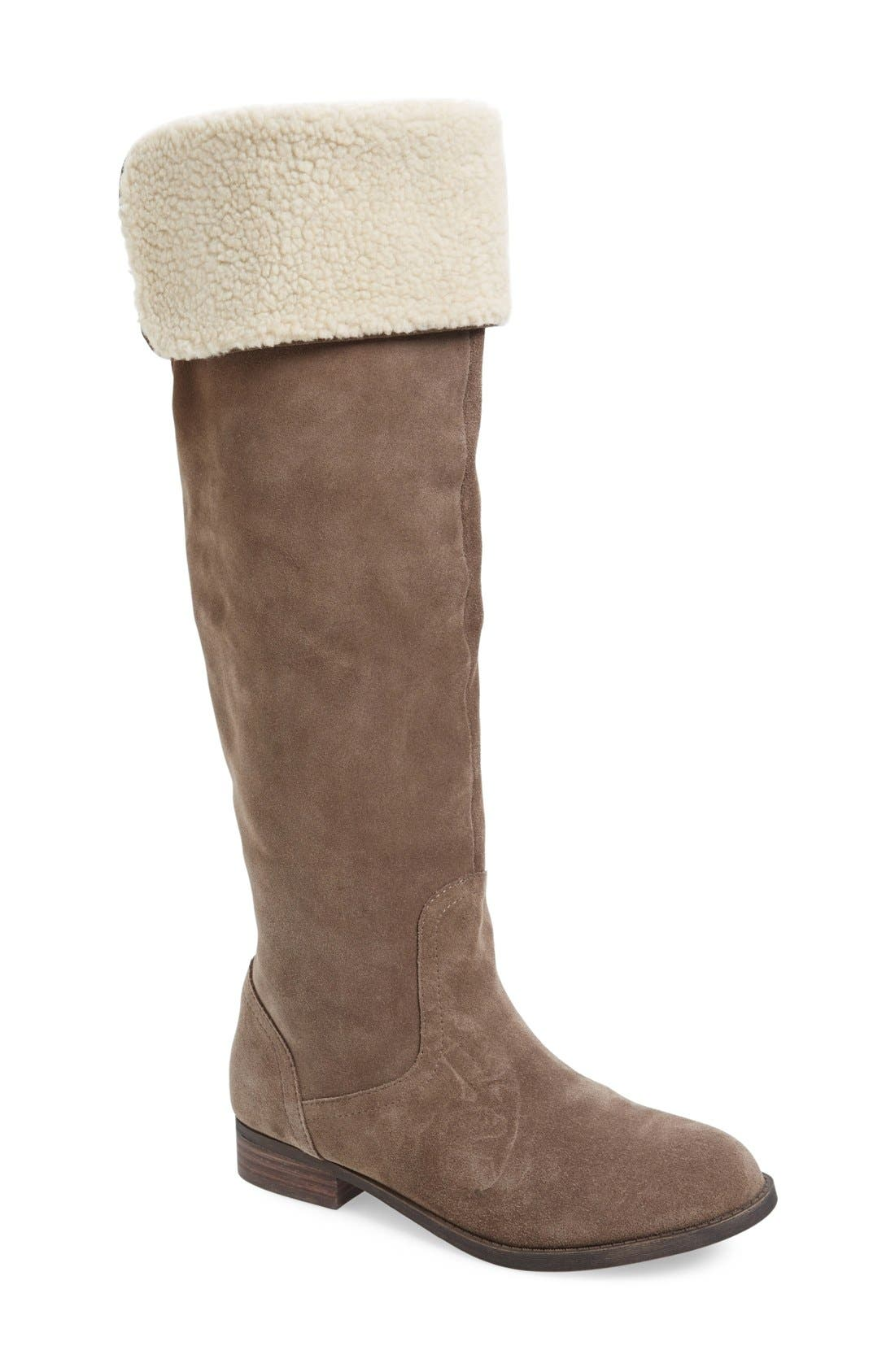Alternate Image 1 Selected - Sole Society 'Lanee' Tall Boot (Women)