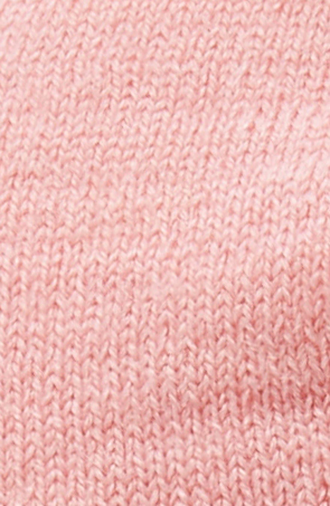 Alternate Image 2  - kate spade new york colorblock stripe beanie