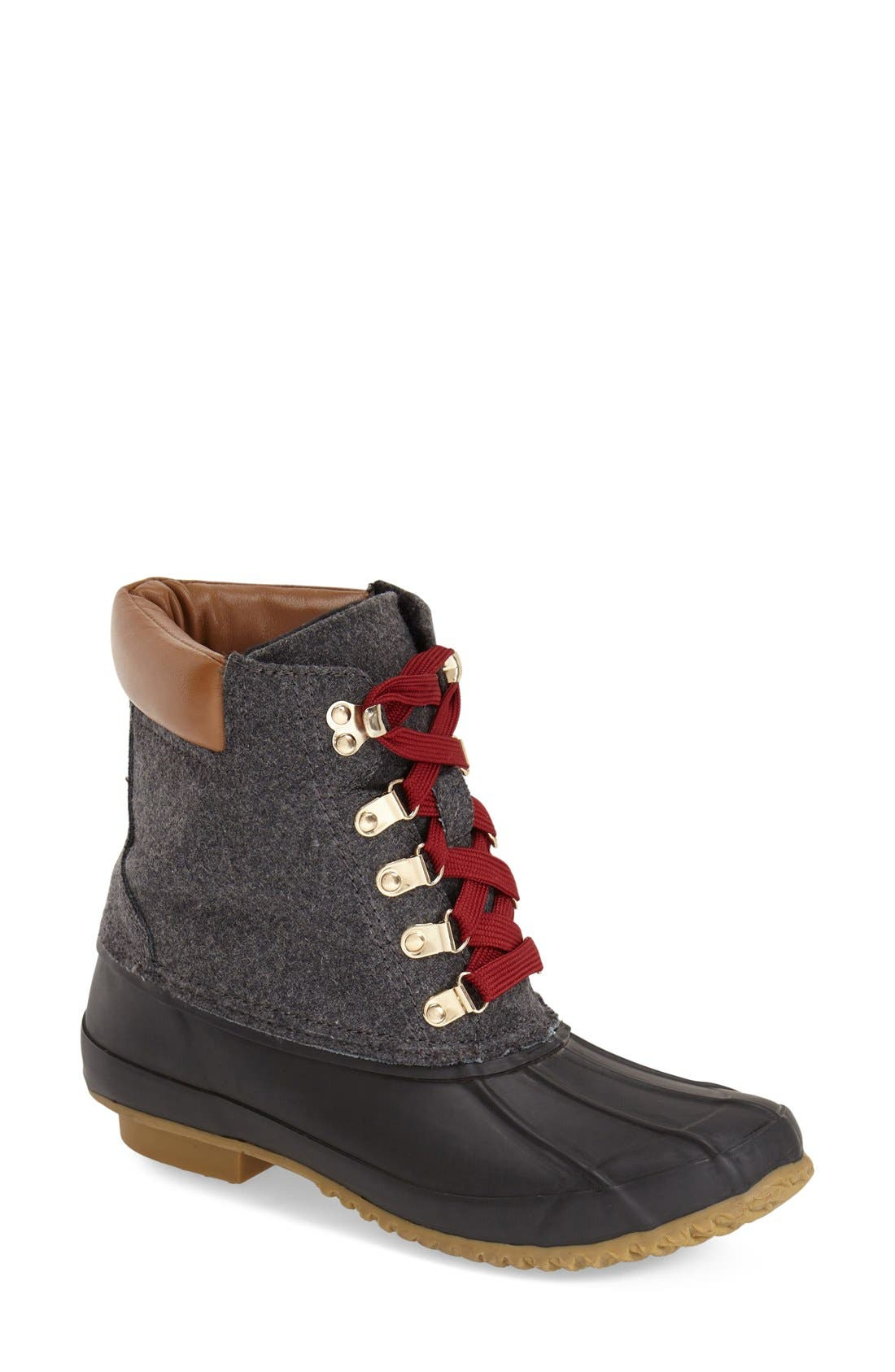 Alternate Image 1 Selected - Joie'Delyth'Lace-Up Boot (Women)