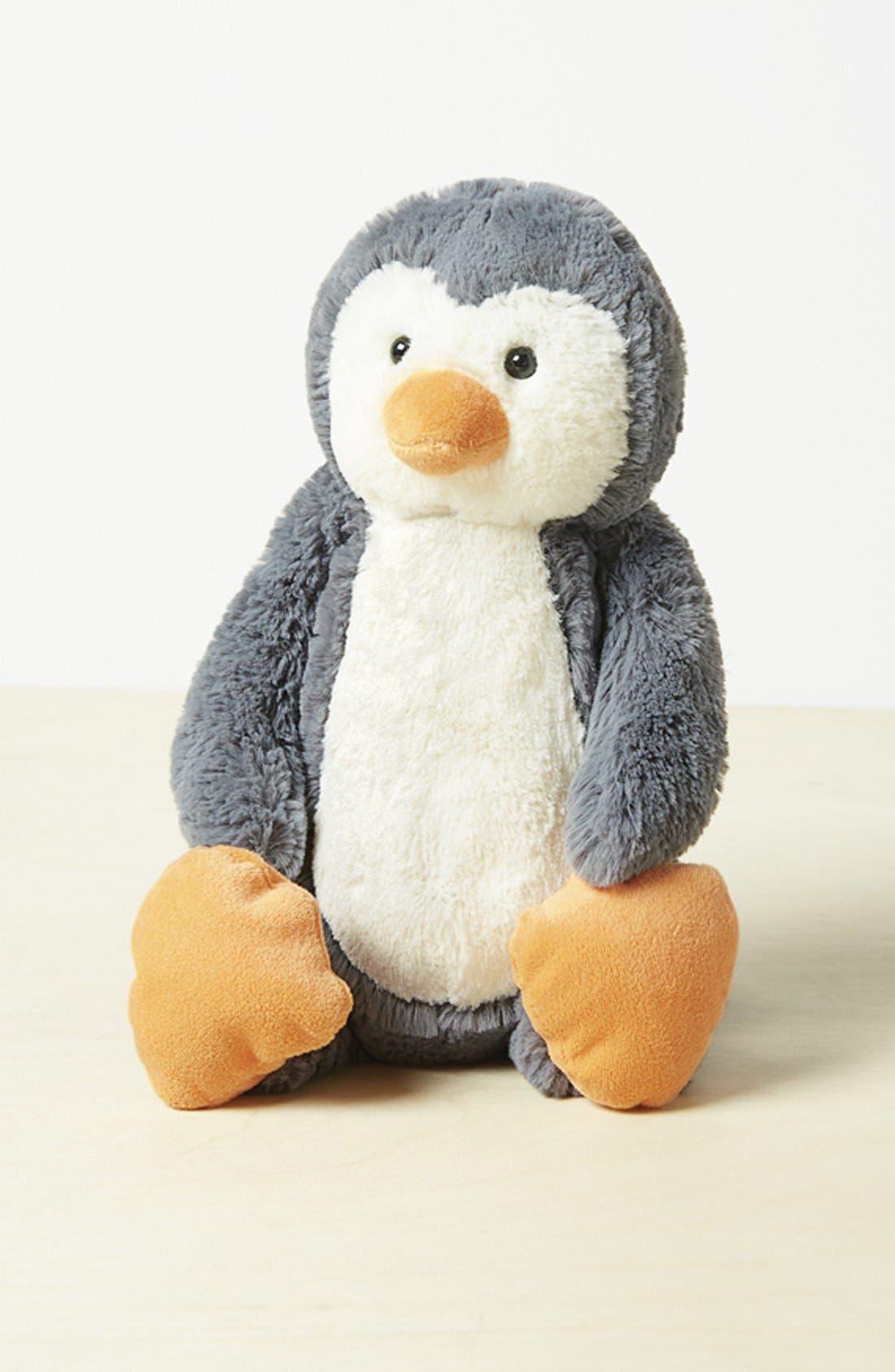 Alternate Image 2  - Jellycat 'Bashful Penguin' Stuffed Animal