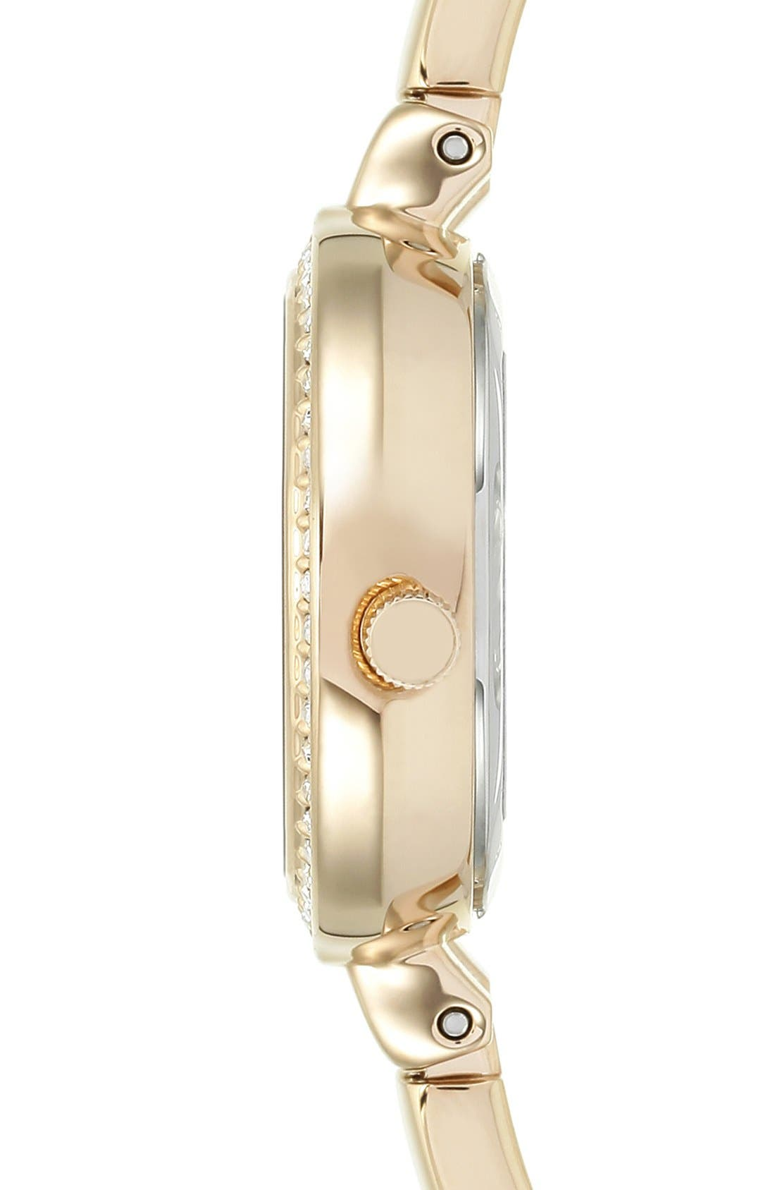 Alternate Image 3  - Anne Klein Boxed Bracelet & Bangle Watch Set, 24mm