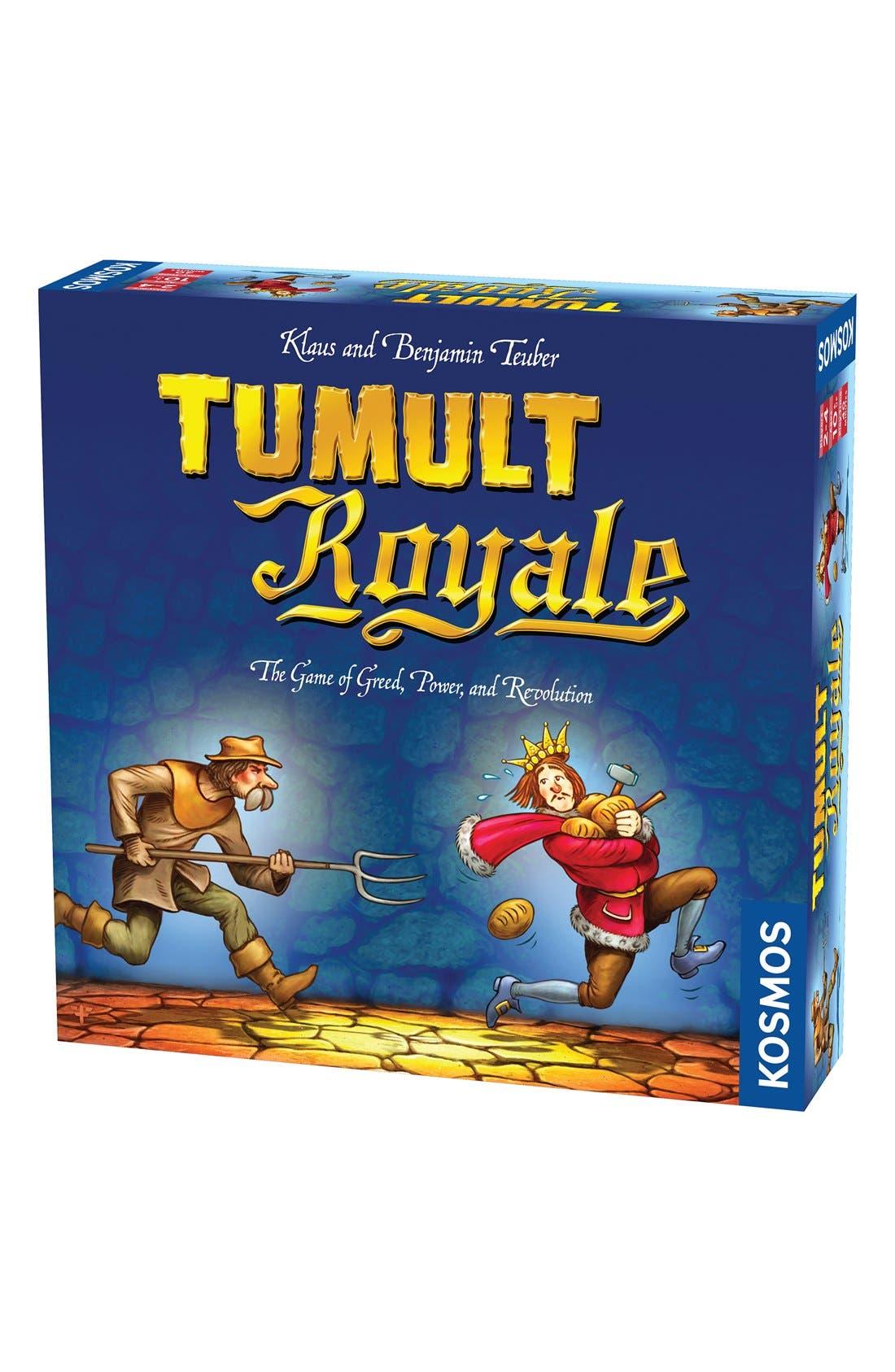 'Tumult Royale' Board Game,                             Alternate thumbnail 2, color,                             Blue