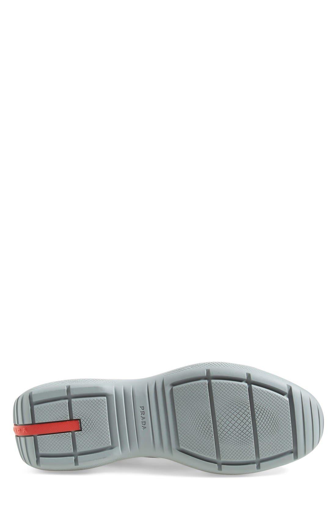 Alternate Image 4  - Prada 'Punta Ala' Sneaker (Men)