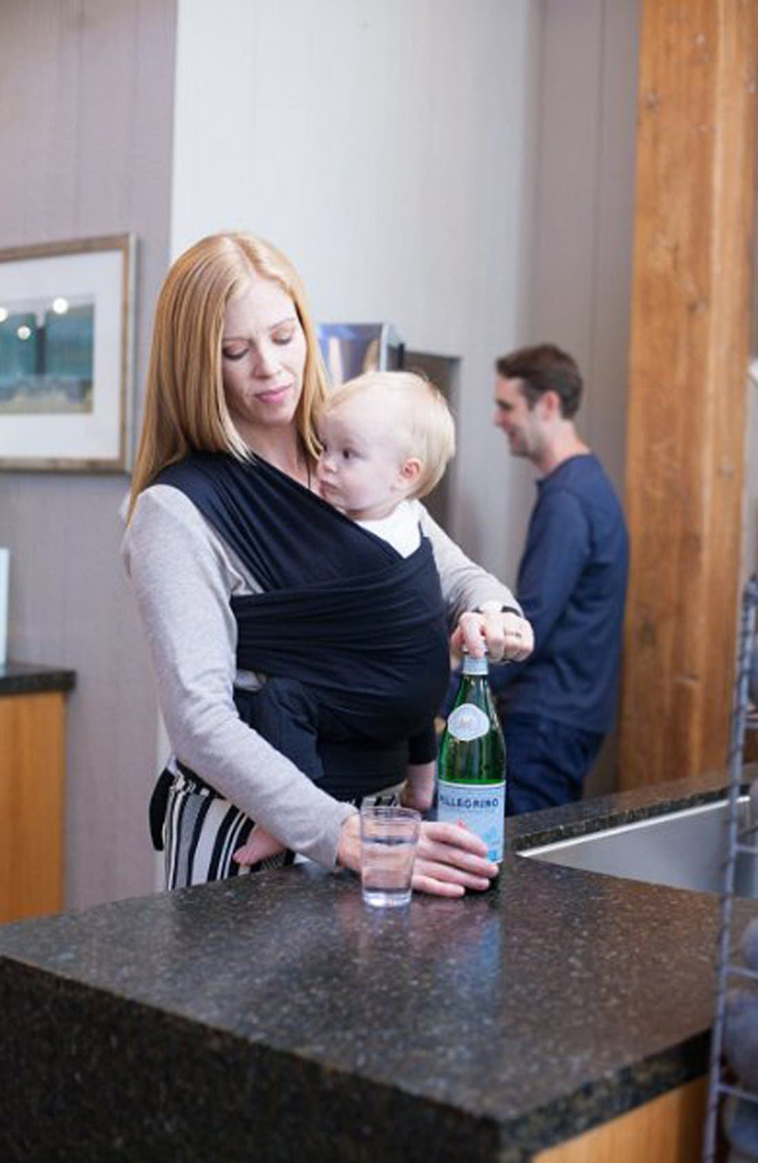 Alternate Image 4  - Moby Wrap Baby Carrier