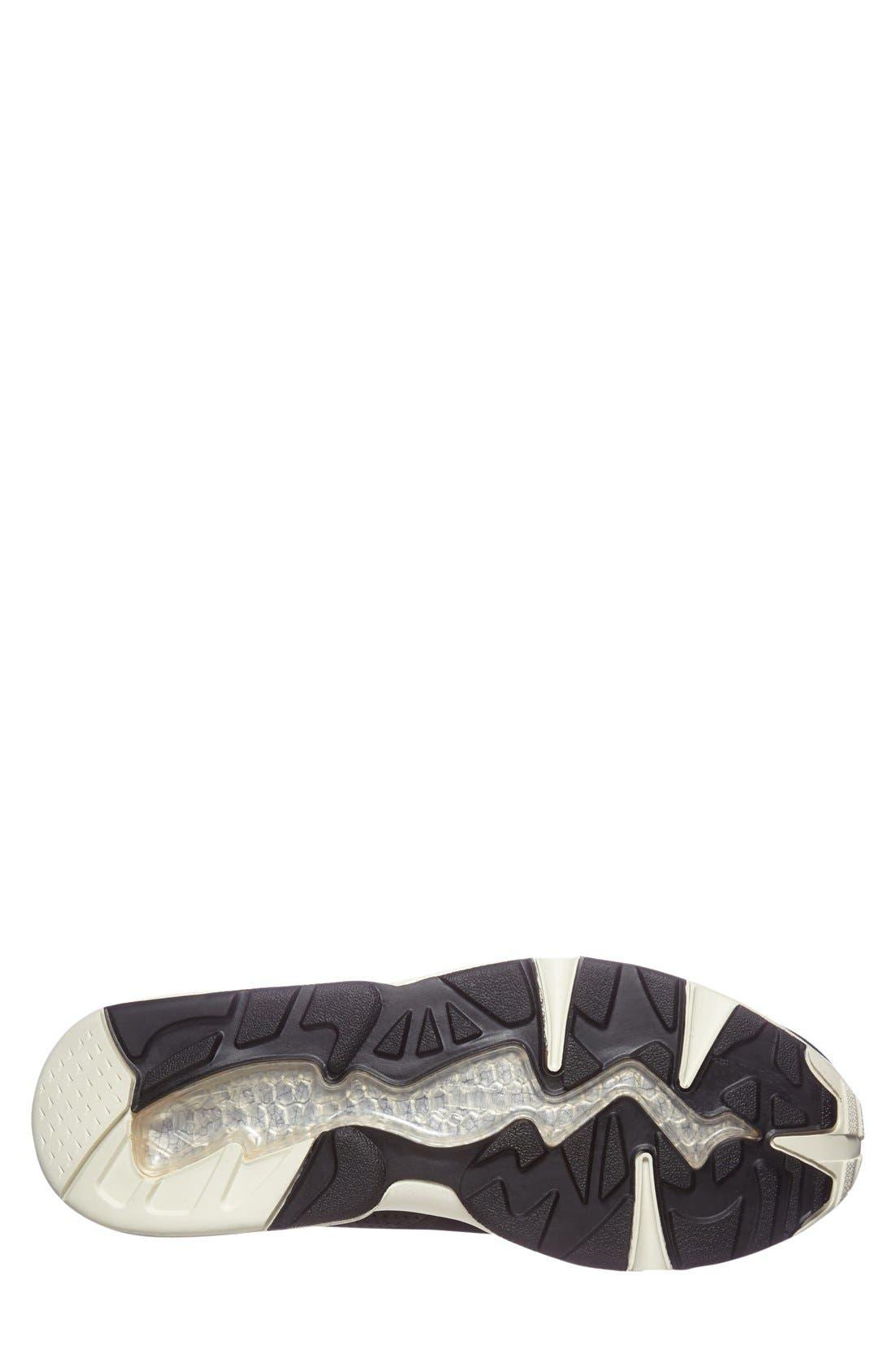 'R698 X STAMPD' Sneaker,                             Alternate thumbnail 4, color,                             Black