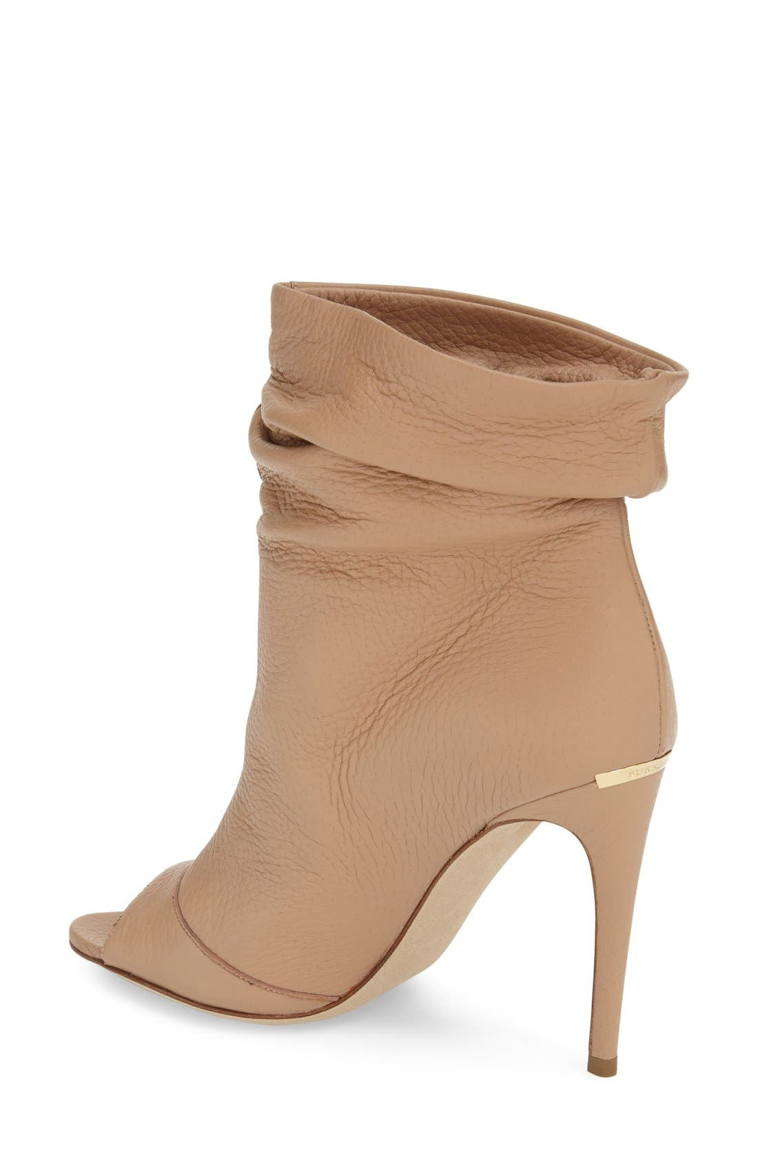 Alternate Image 2  - Burberry 'Burlison' Bootie
