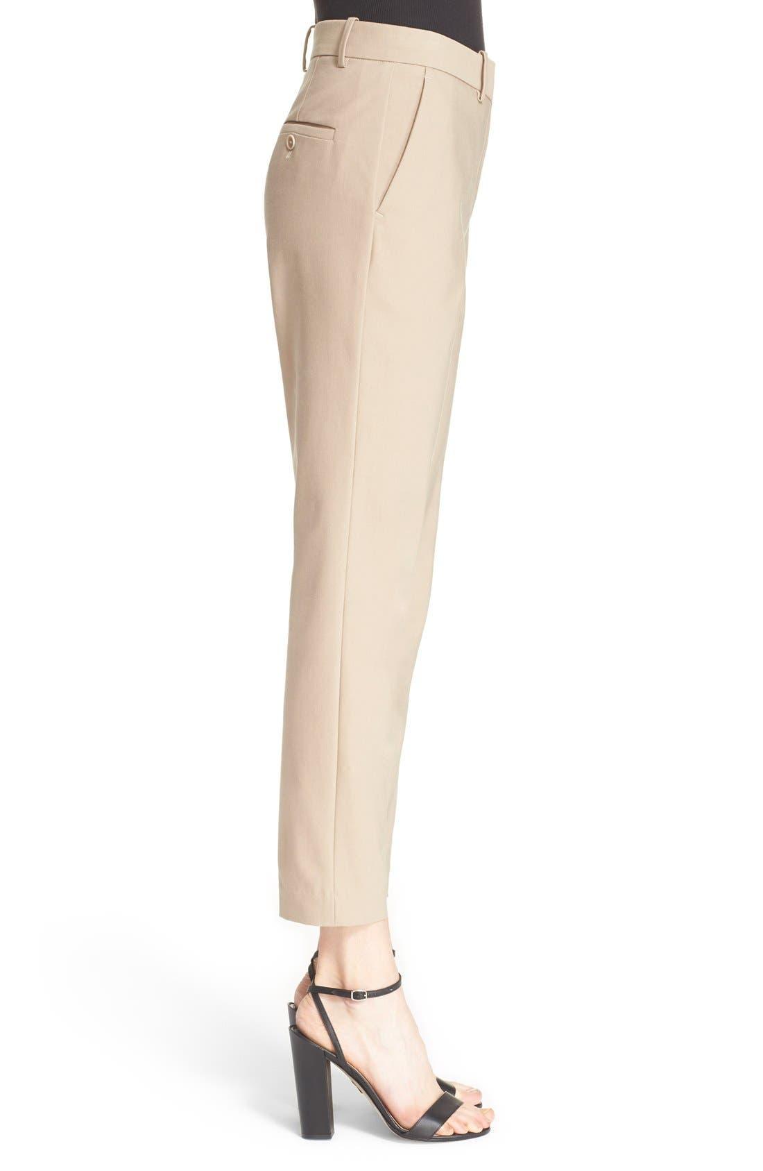 Alternate Image 3  - Theory 'Treeca' Stretch Twill Pants