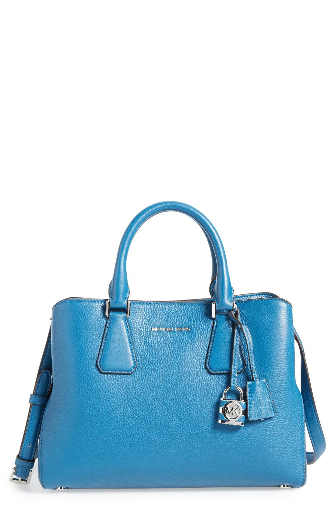 Alternate Image 1 Selected - MICHAEL Michael Kors 'Medium Camille' Satchel
