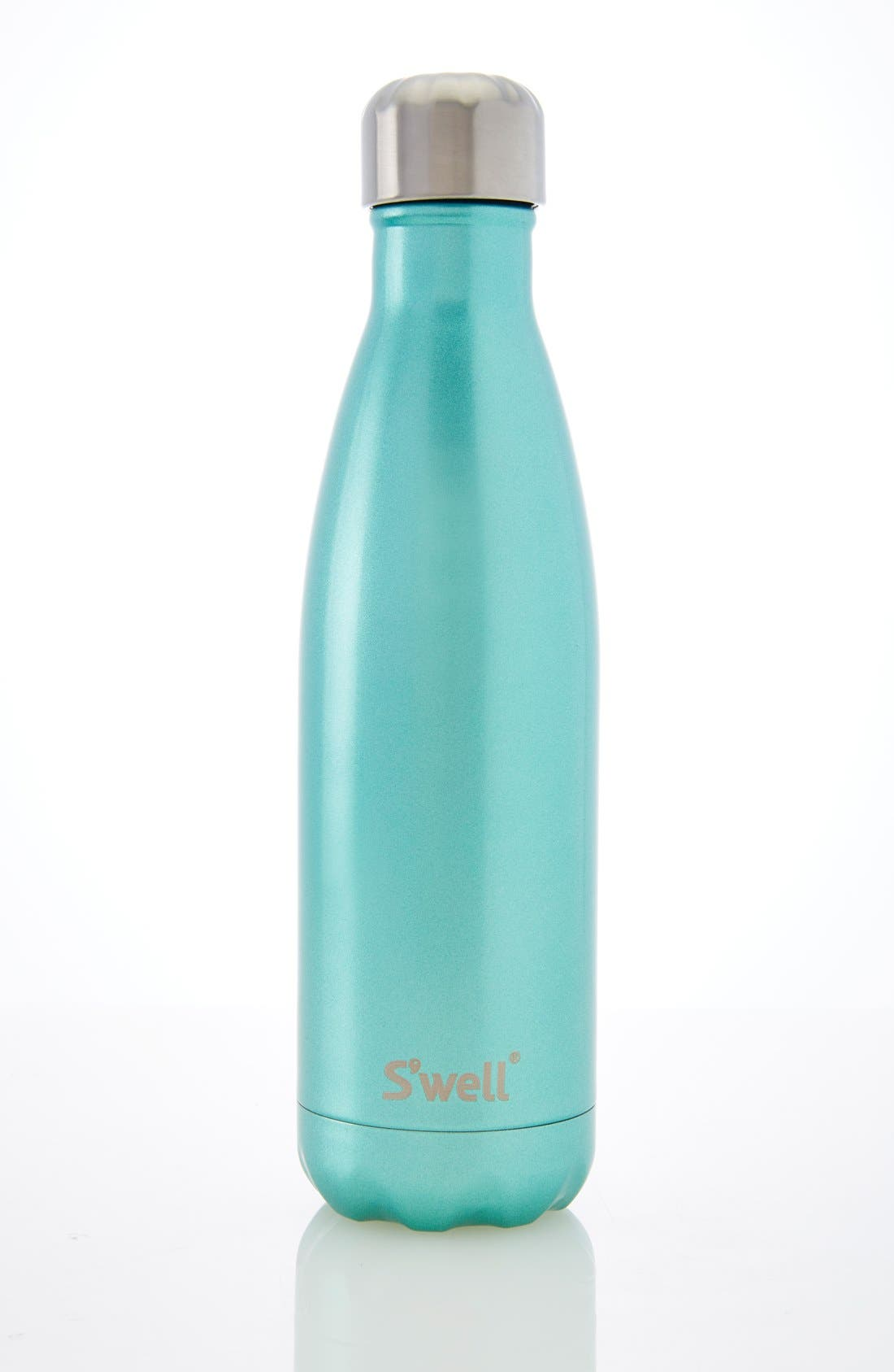 Alternate Image 4  - S'well 'Sweet Mint' Insulated Stainless Steel Water Bottle