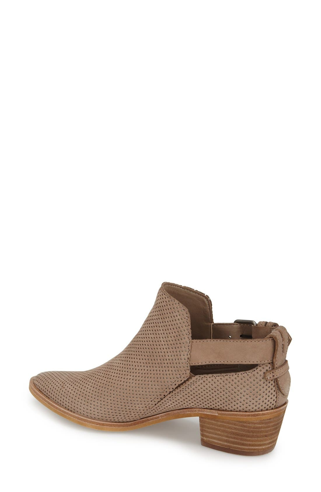 Alternate Image 2  - Dolce Vita 'Kara' Perforated Bootie (Women)