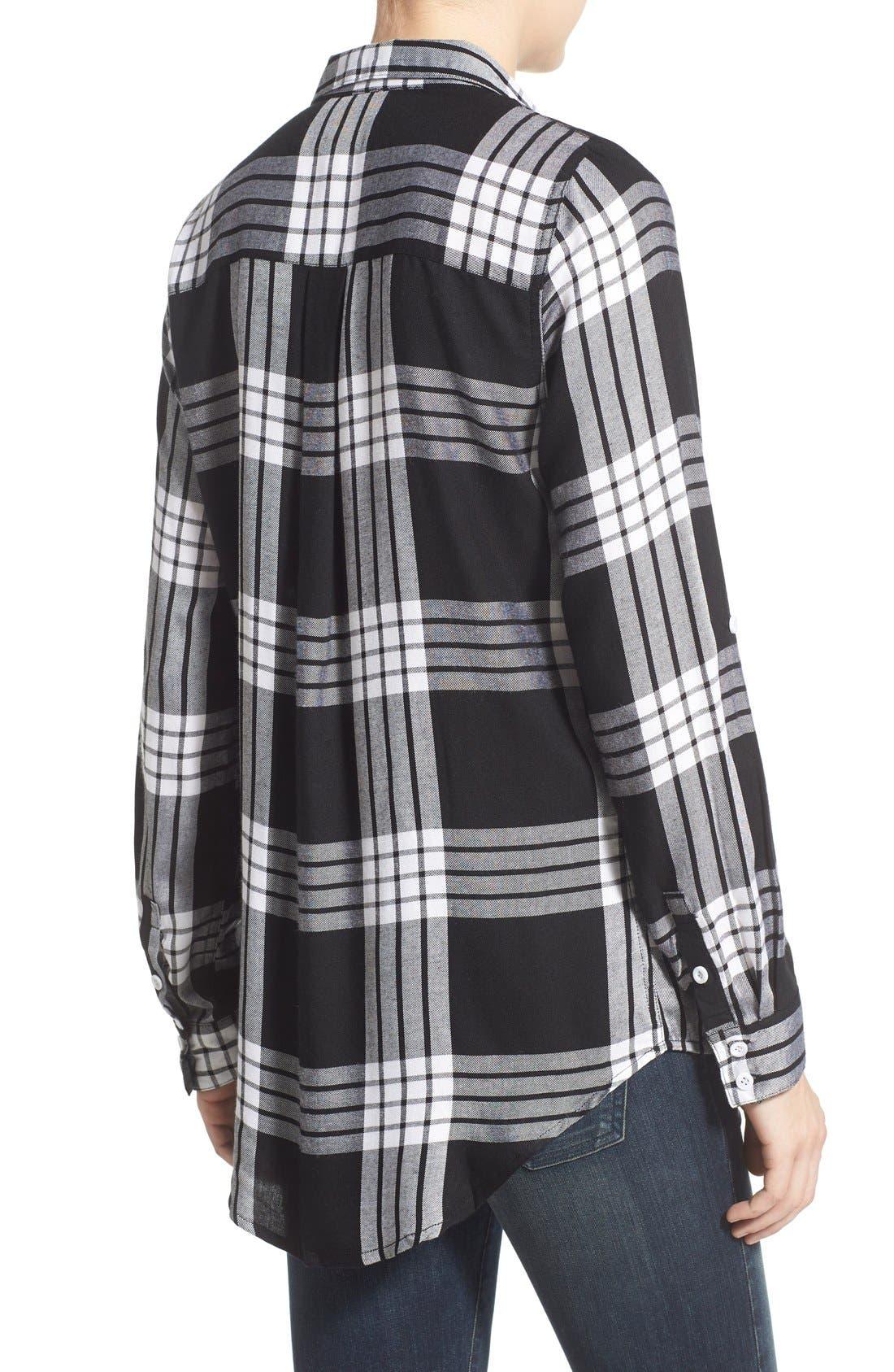 Alternate Image 2  - Thread & Supply 'Denver' Plaid Shirt