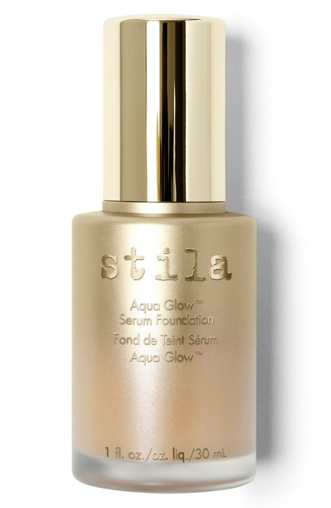 stila 'aqua glow' serum foundation