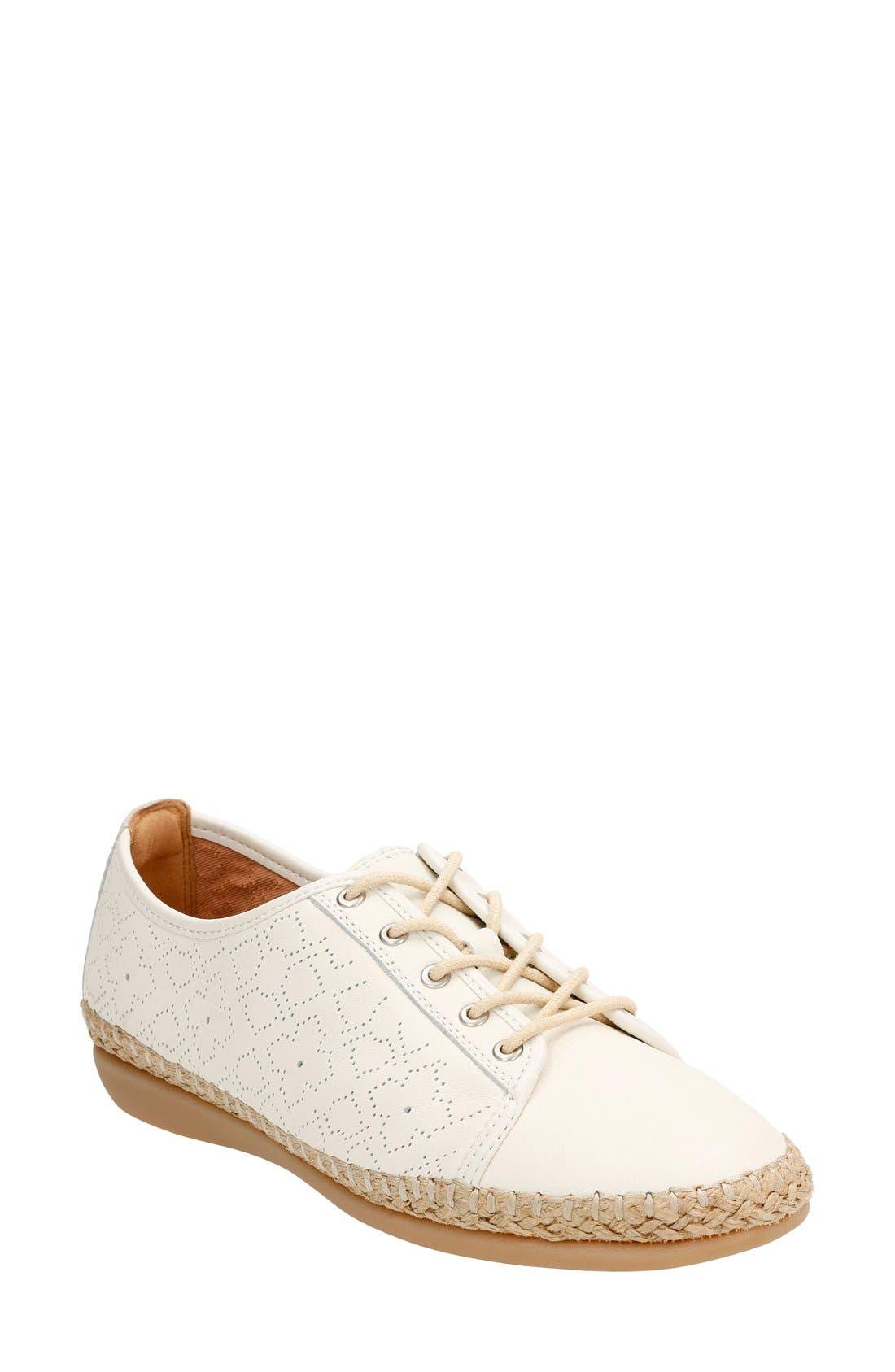 Main Image - Clarks® 'Reeney Rita' Sneaker (Women)