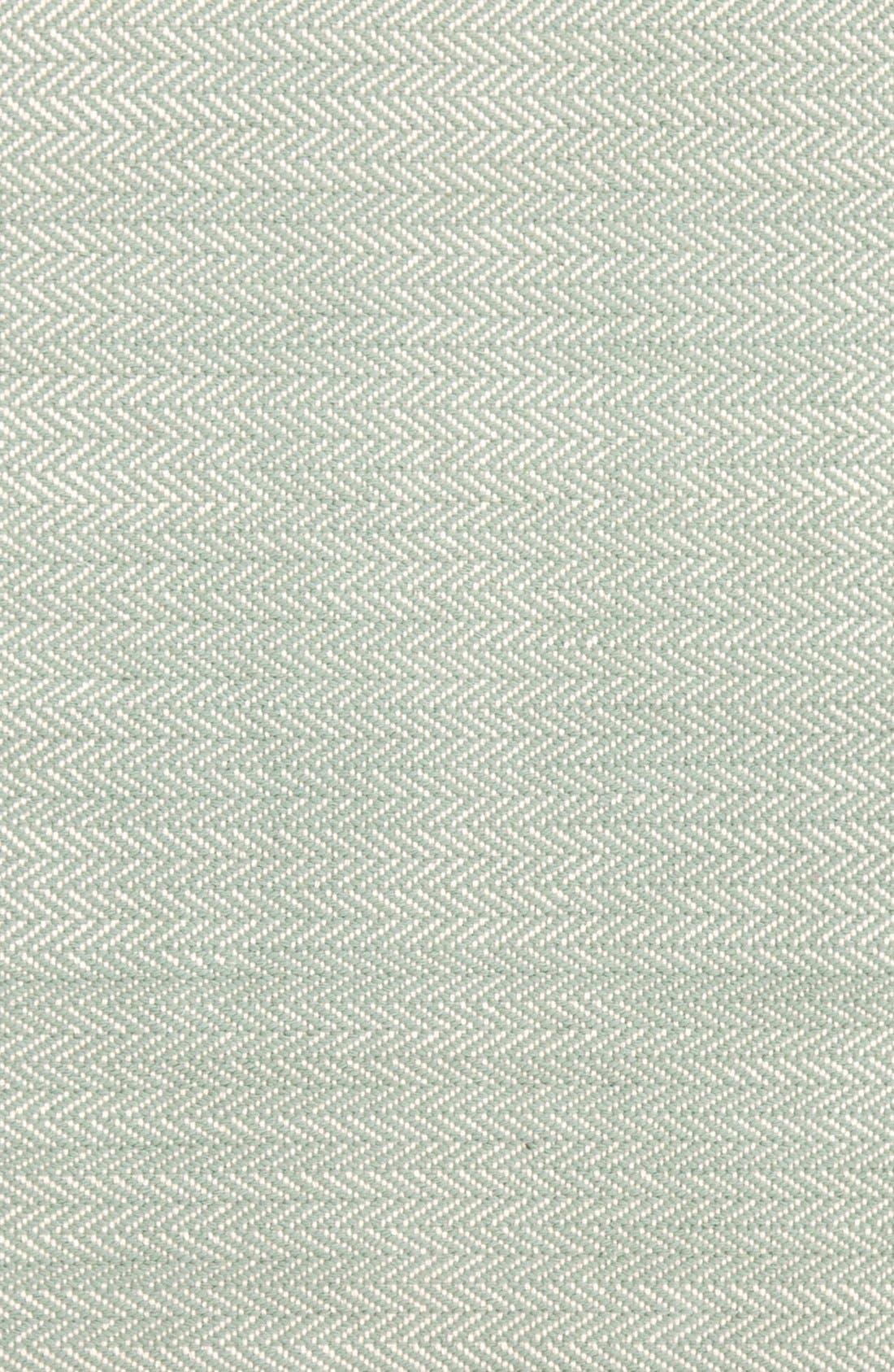 Alternate Image 2  - Dash & Albert Herringbone Rug