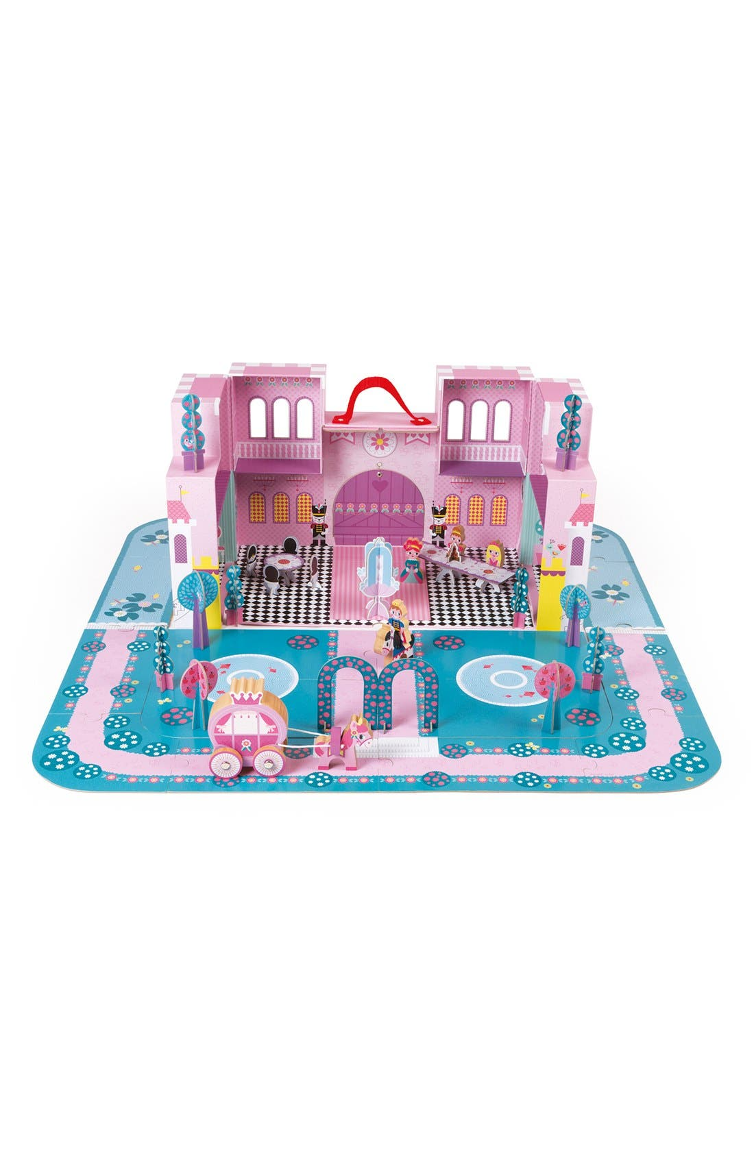 Alternate Image 1 Selected - Janod 'Princess Palace' Play Set