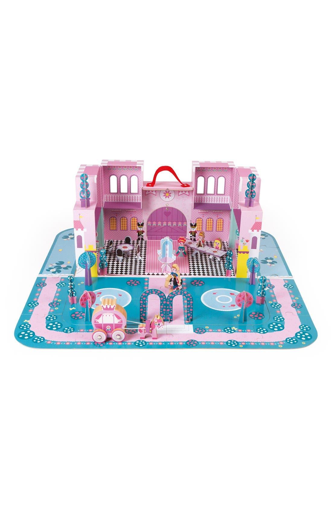 Main Image - Janod 'Princess Palace' Play Set