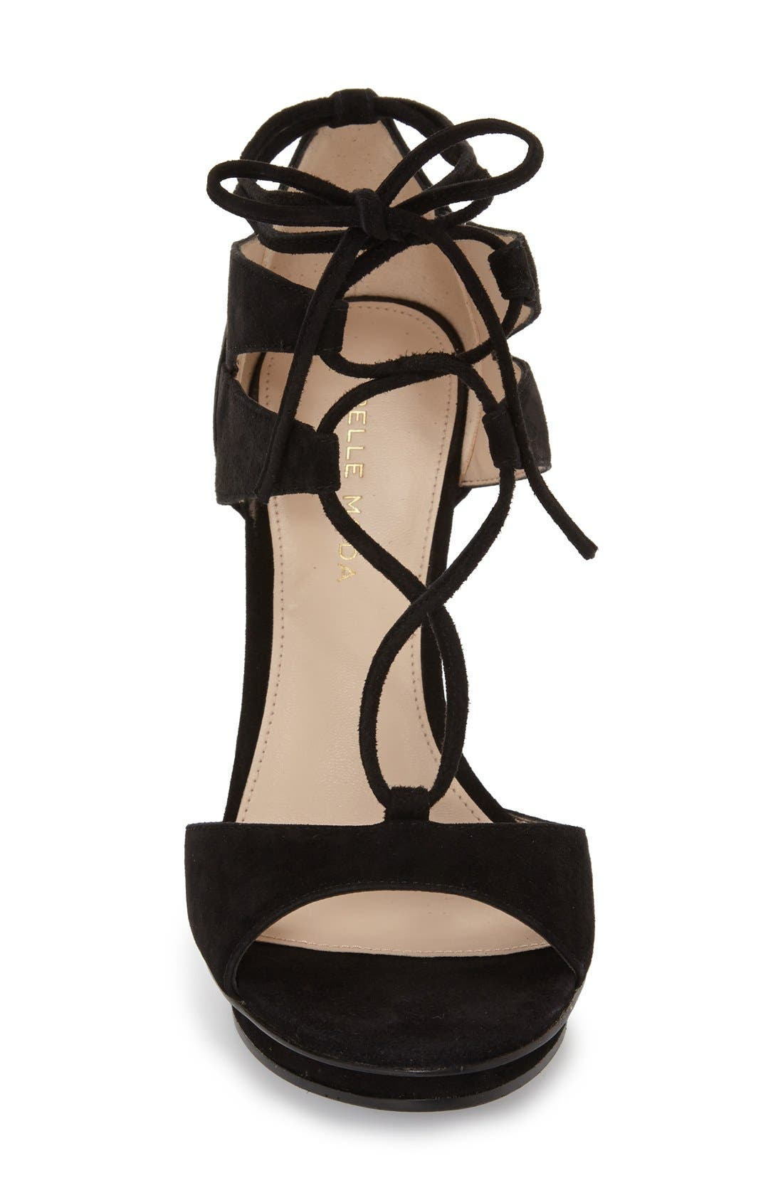 Alternate Image 3  - Pelle Moda 'Talbot' Lace-Up Sandal (Women)