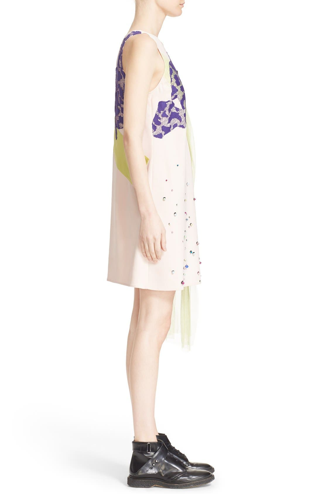 Alternate Image 5  - Koché 'Rose' Sleeveless Sheath Dress