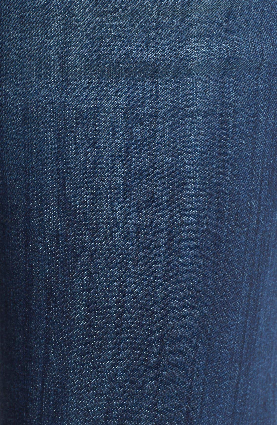 Alternate Image 5  - KUT from the Kloth 'Catherine' Distressed Stretch Boyfriend Jeans (Yearn) (Regular & Petite)