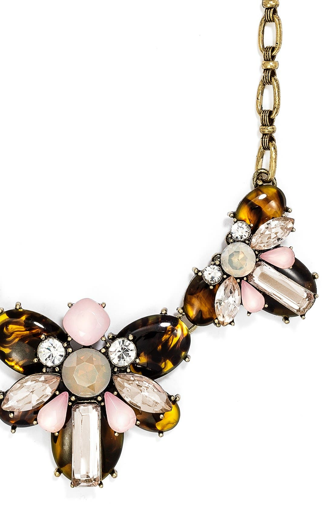Alternate Image 3  - BaubleBar 'Bliss' Bib Necklace