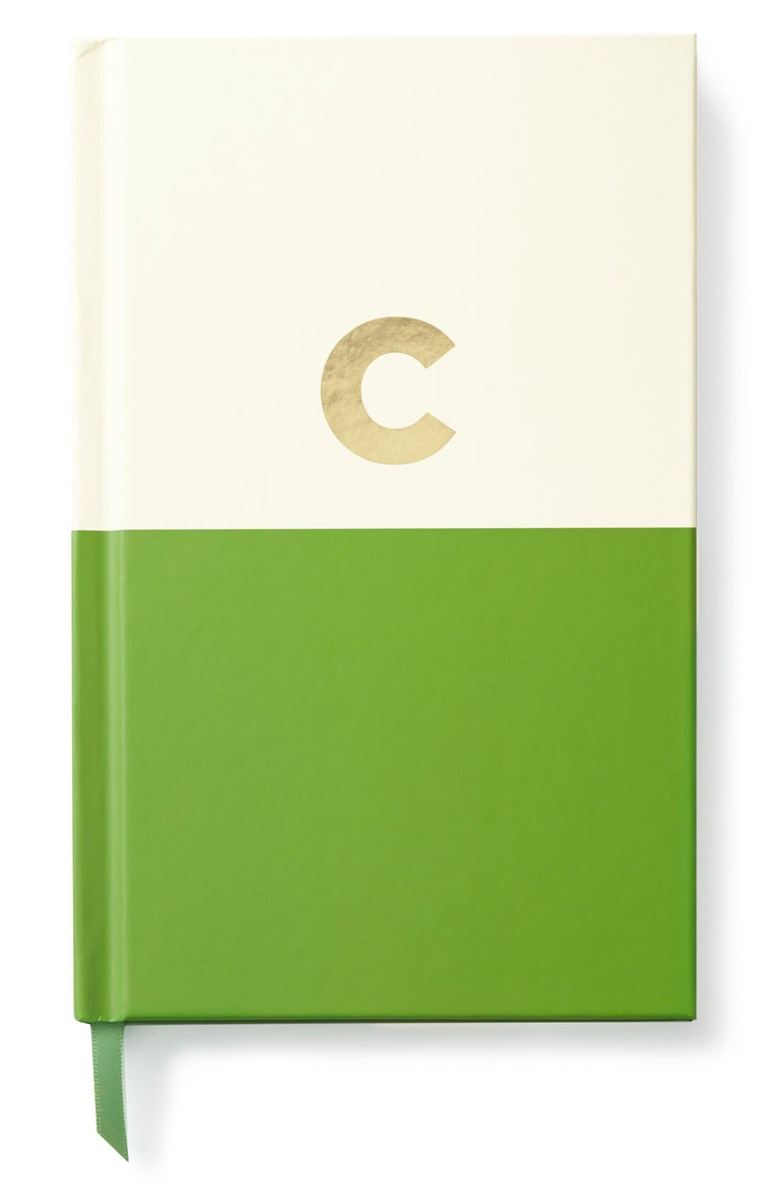 Main Image - kate spade new york 'dipped' personalized journal