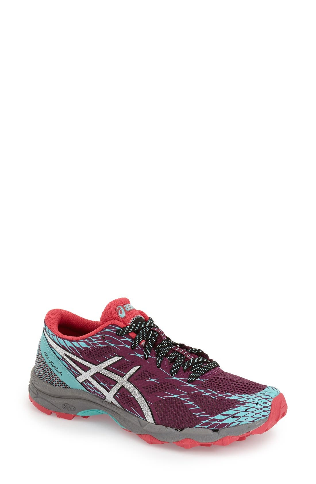 Alternate Image 1 Selected - ASICS® 'GEL-Fuji Lyte' Running Shoe (Women)