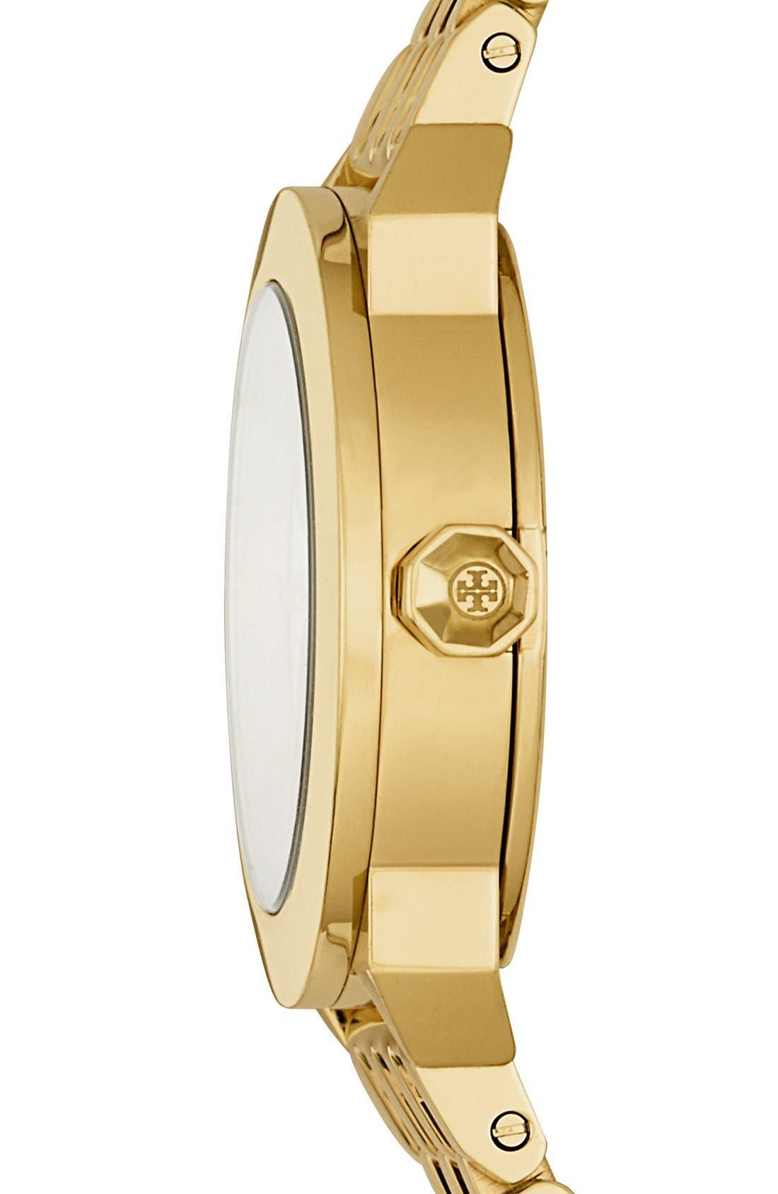 Alternate Image 2  - Tory Burch 'Whitney' Bracelet Watch, 35mm