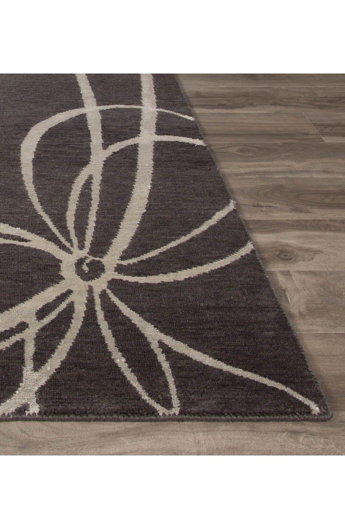 'noho' rug,                             Alternate thumbnail 2, color,                             Grey/ Ivory