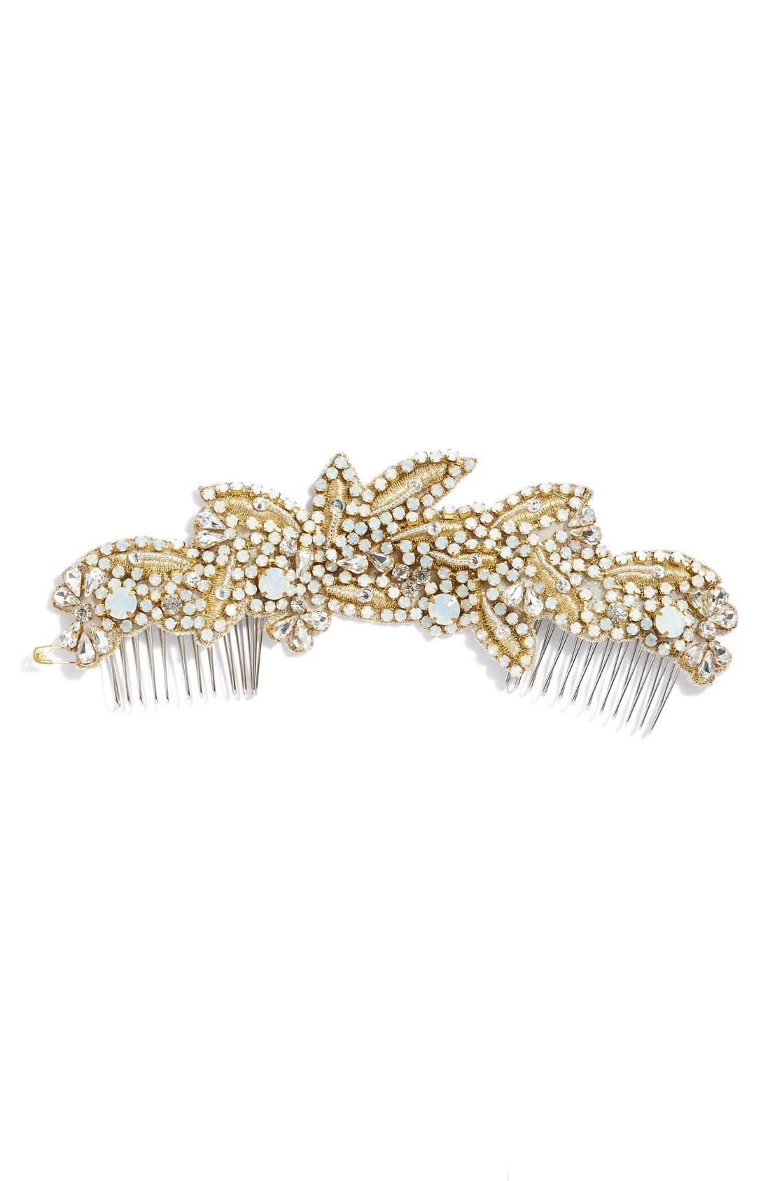 Camilla Christine Jeweled Headpiece