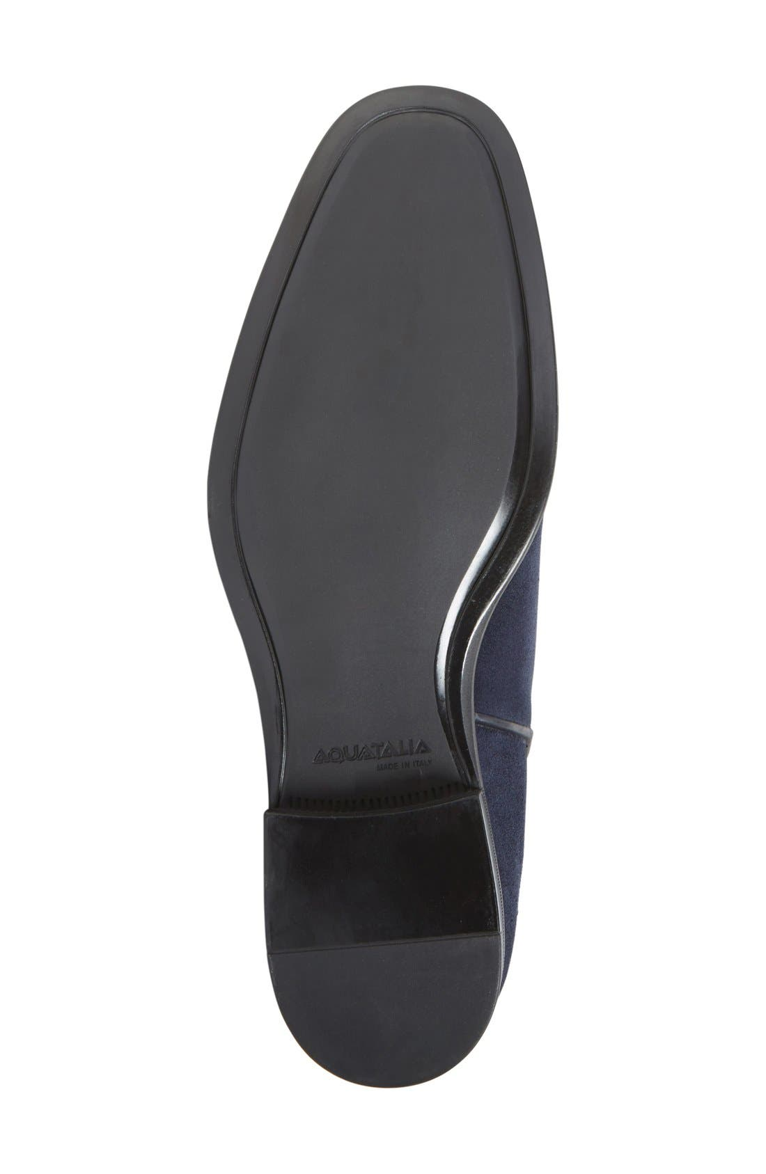 Alternate Image 4  - Aquatalia'Adrian' Weatherproof Chelsea Boot (Men)