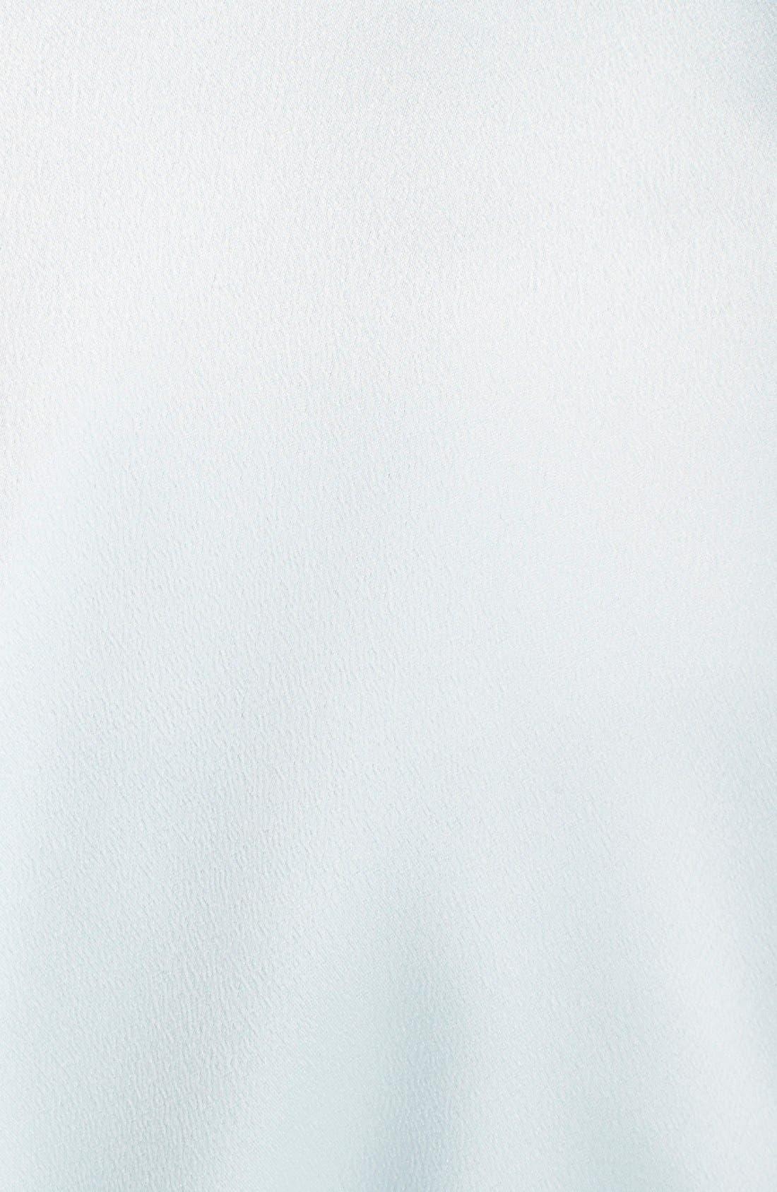 Alternate Image 5  - Flora Nikrooz 'Dahlia' Charmeuse Robe