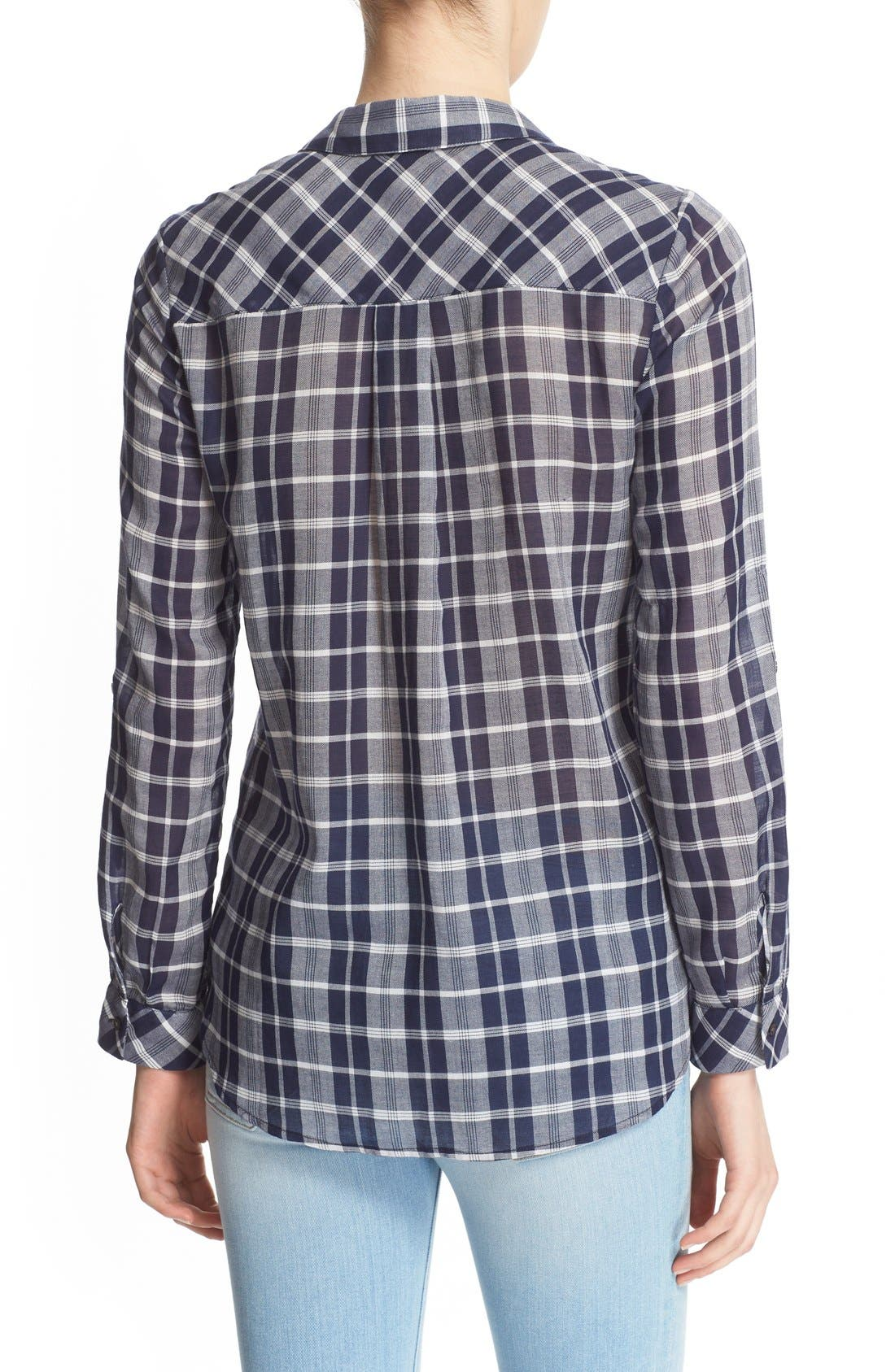 Alternate Image 2  - Soft Joie 'Daesha' Plaid Shirt