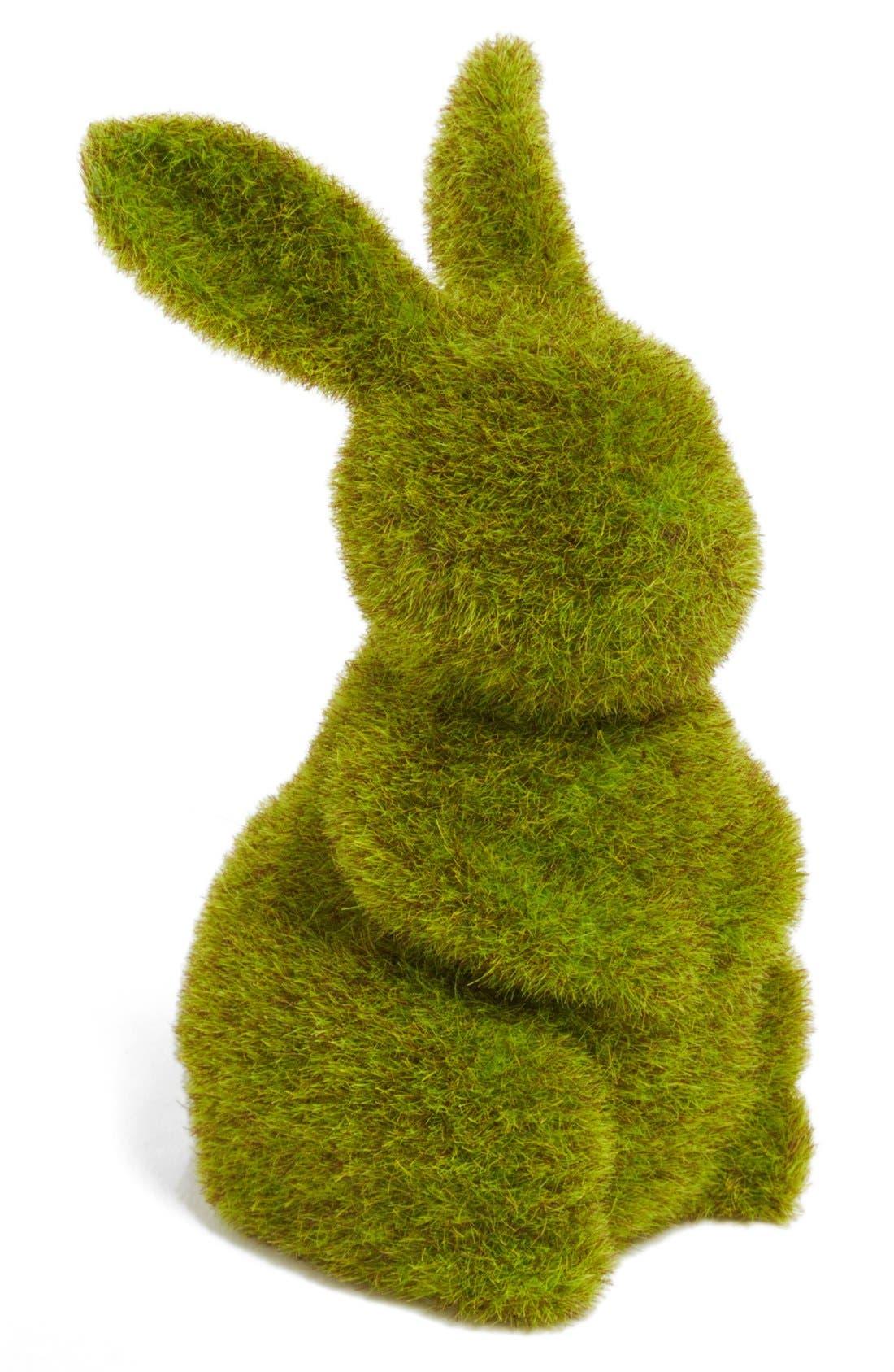 Alternate Image 1 Selected - ALLSTATE 'Moss Bunny' Figurine