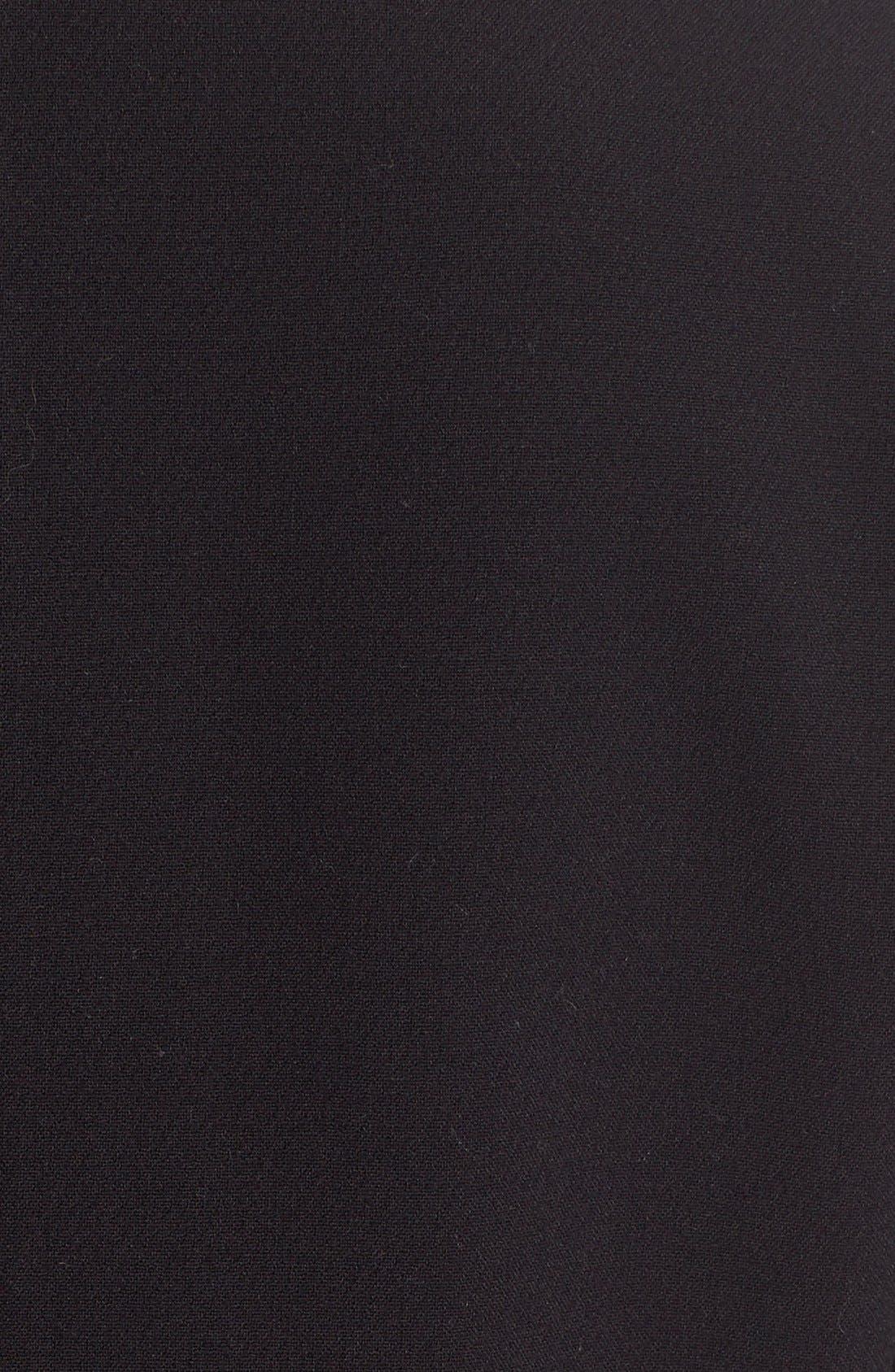 Alternate Image 5  - L'AGENCE Fringe Trim Tailored Jacket