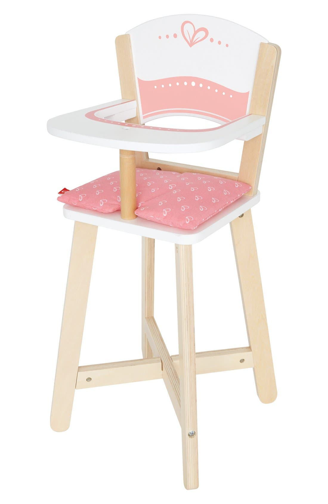 Play Highchair,                         Main,                         color, Pink
